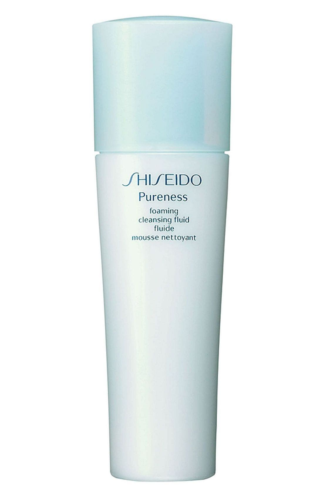 Shiseido 'Pureness' Foaming Cleansing Fluid
