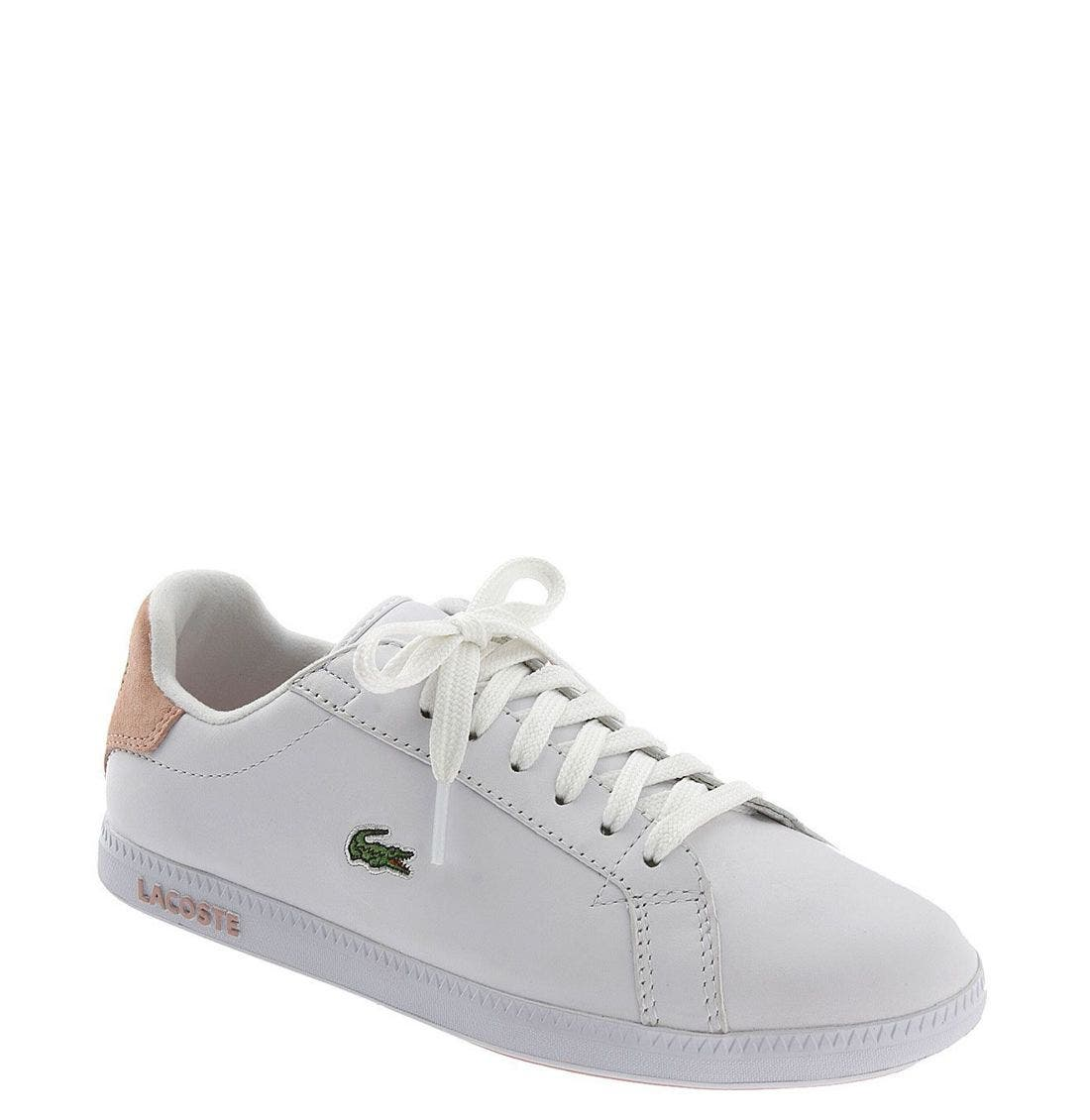 Alternate Image 1 Selected - Lacoste 'Graduate 2' Sneaker (Women)