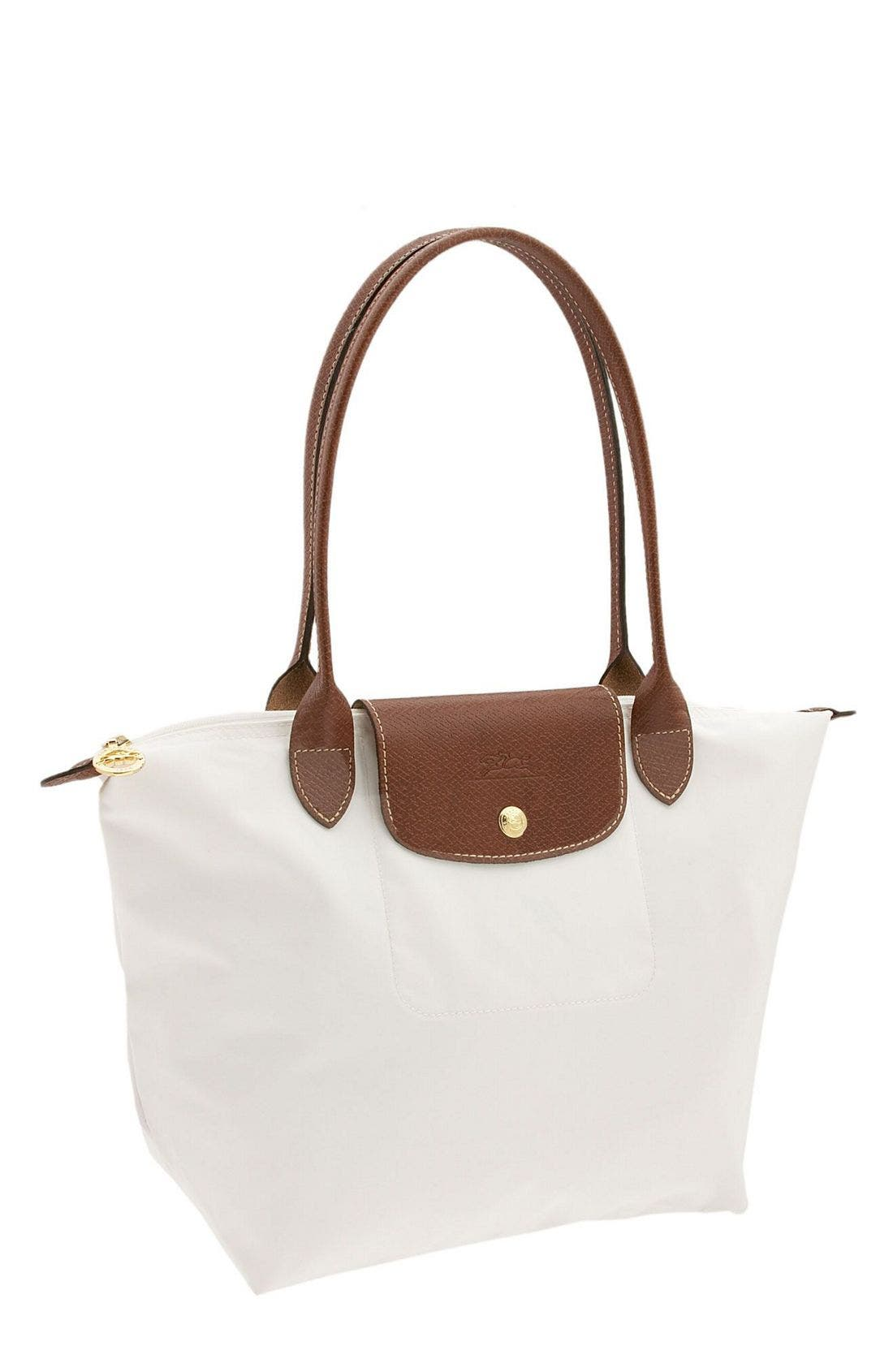 Alternate Image 1 Selected - Longchamp 'Le Pliage - Small' Shoulder Bag