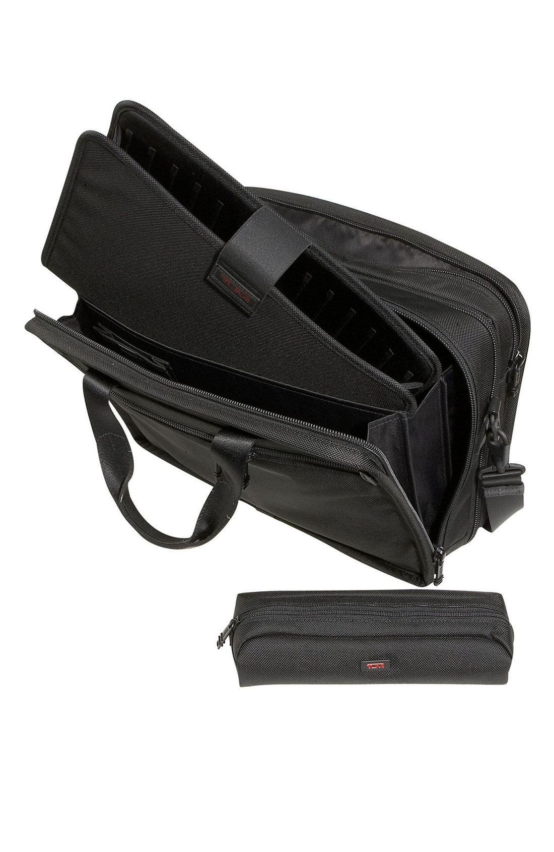 Alternate Image 2  - Tumi 'Alpha' Expandable Organizer Computer Briefcase