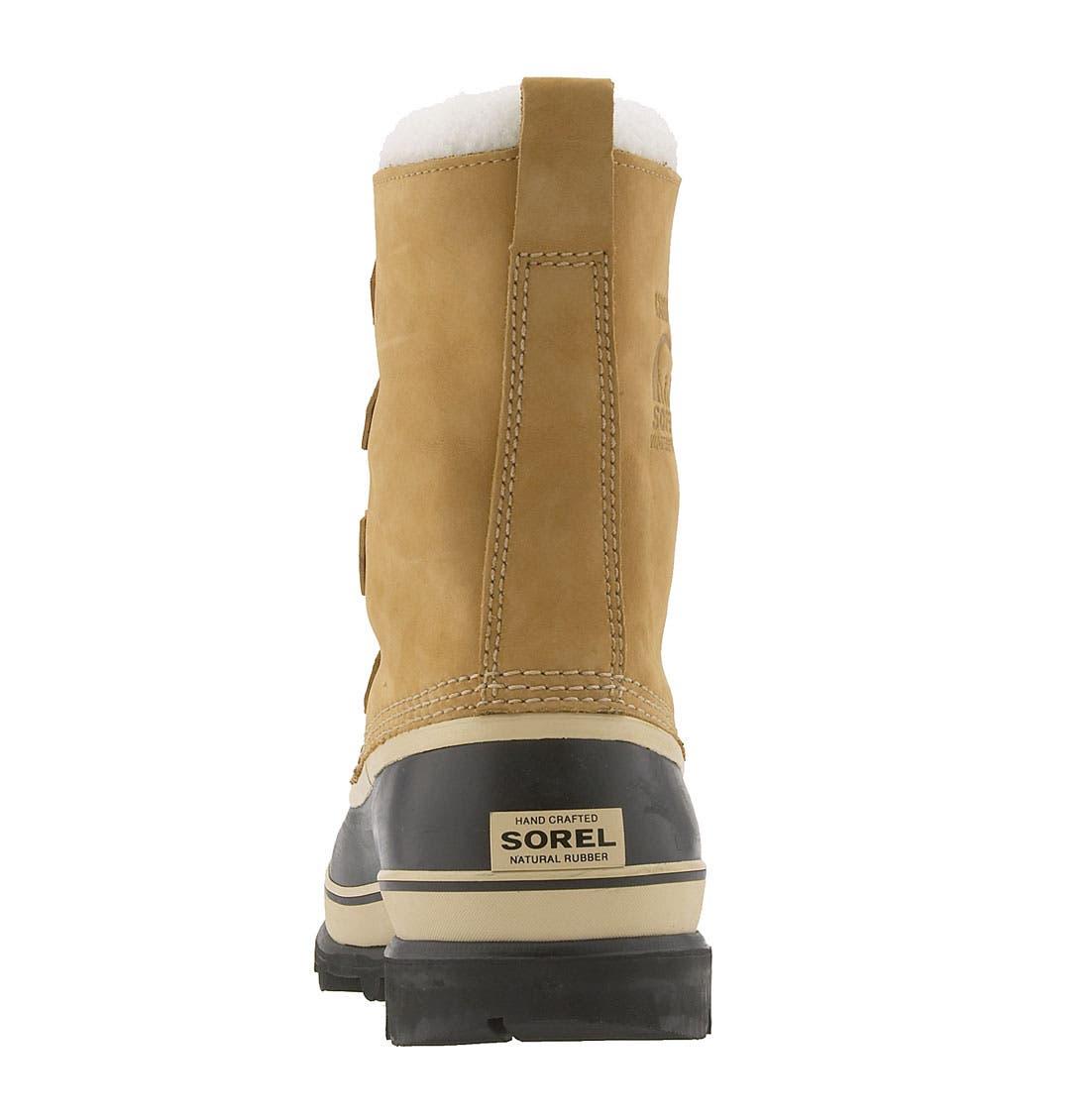 Alternate Image 4  - SOREL 'Caribou' Boot (Men)