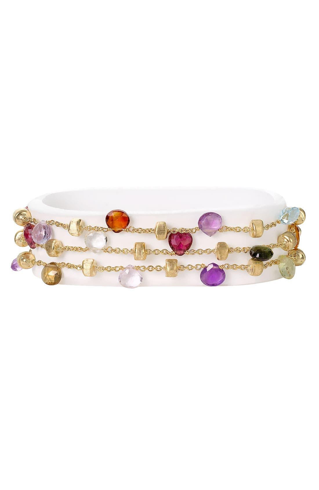 Main Image - Marco Bicego 'Paradise' Triple Strand Bracelet