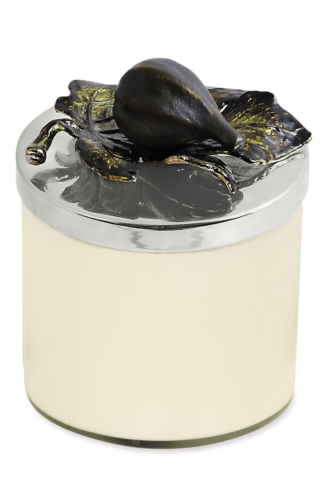 Main Image - Michael Aram 'Fig Leaf' Soy Wax Candle