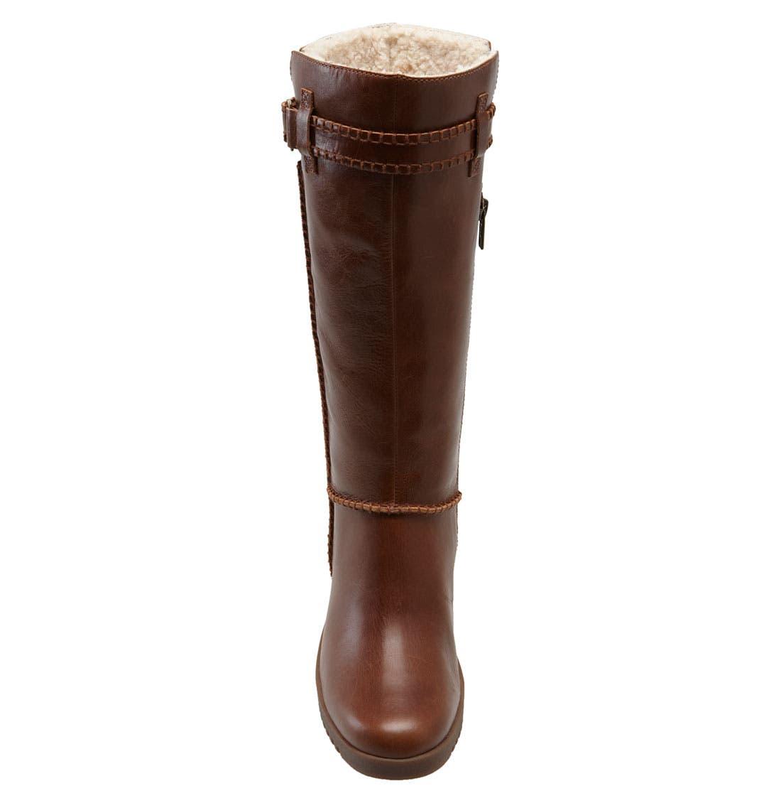Alternate Image 3  - UGG® Australia 'Maxene' Wedge Boot (Women)