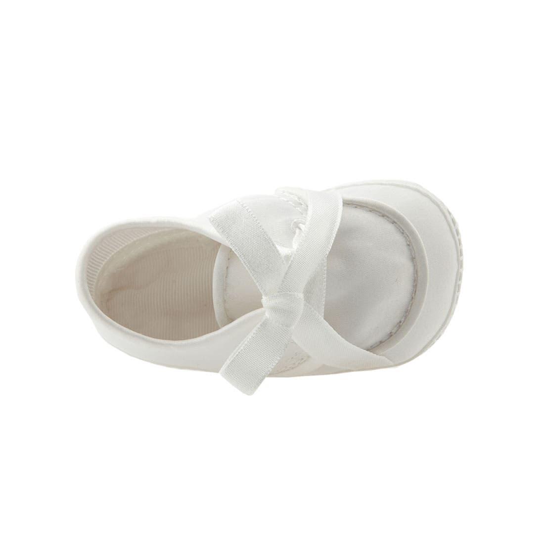 Alternate Image 3  - Designer's Touch 'Michael' Crib Shoe (Baby)