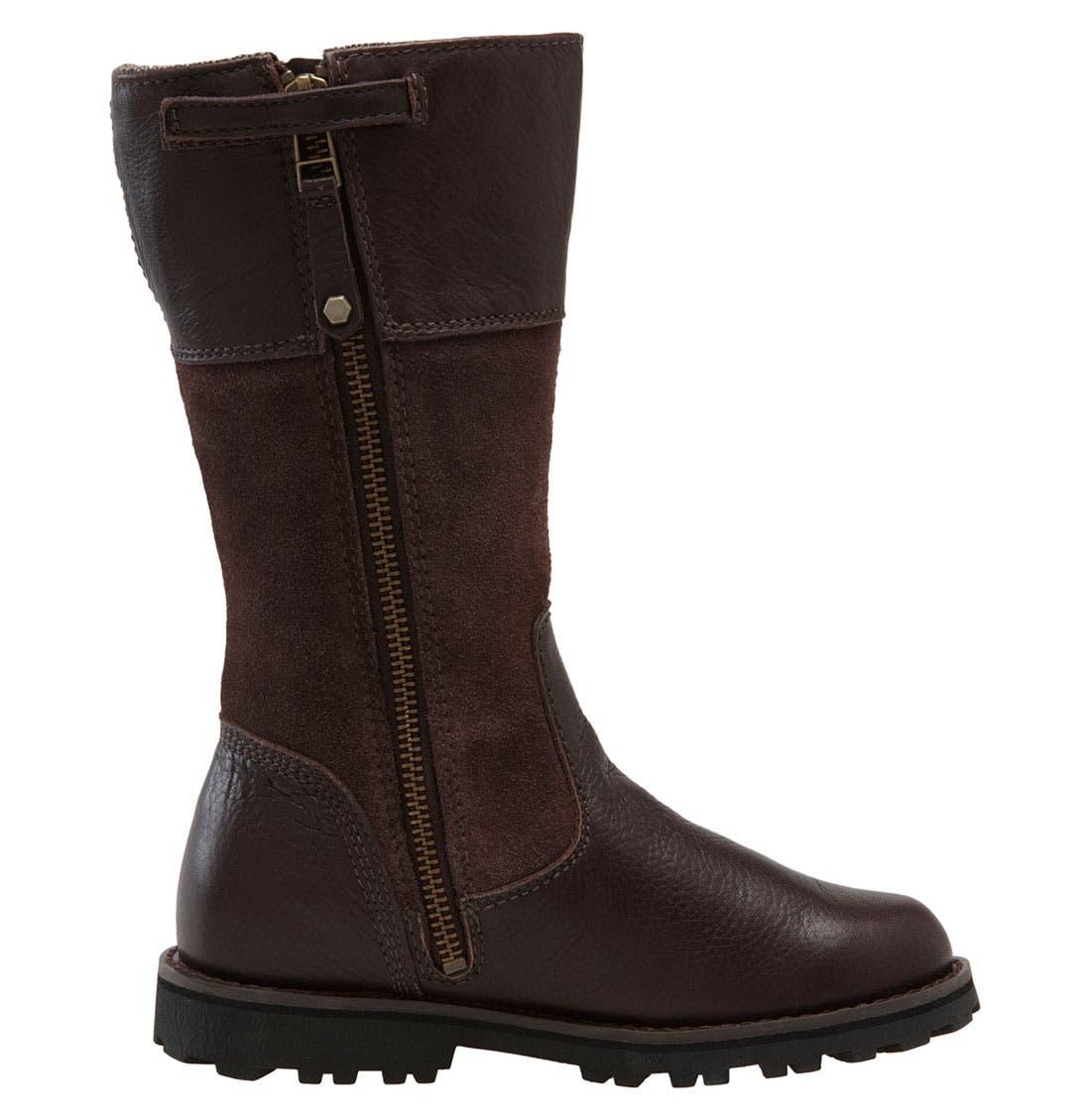 Alternate Image 2  - Timberland 'Maplebrook' Tall Boot (Walker, Toddler, Little Kid & Big Kid)