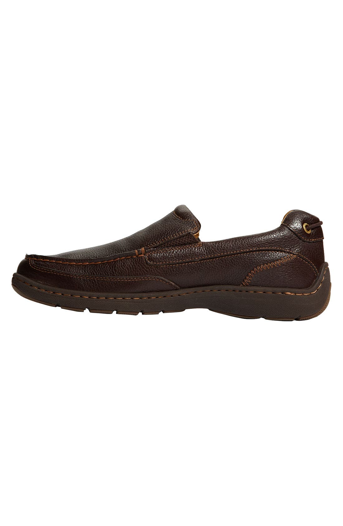 Alternate Image 2  - Sperry Top-Sider® 'Gold Lux' Leather Loafer