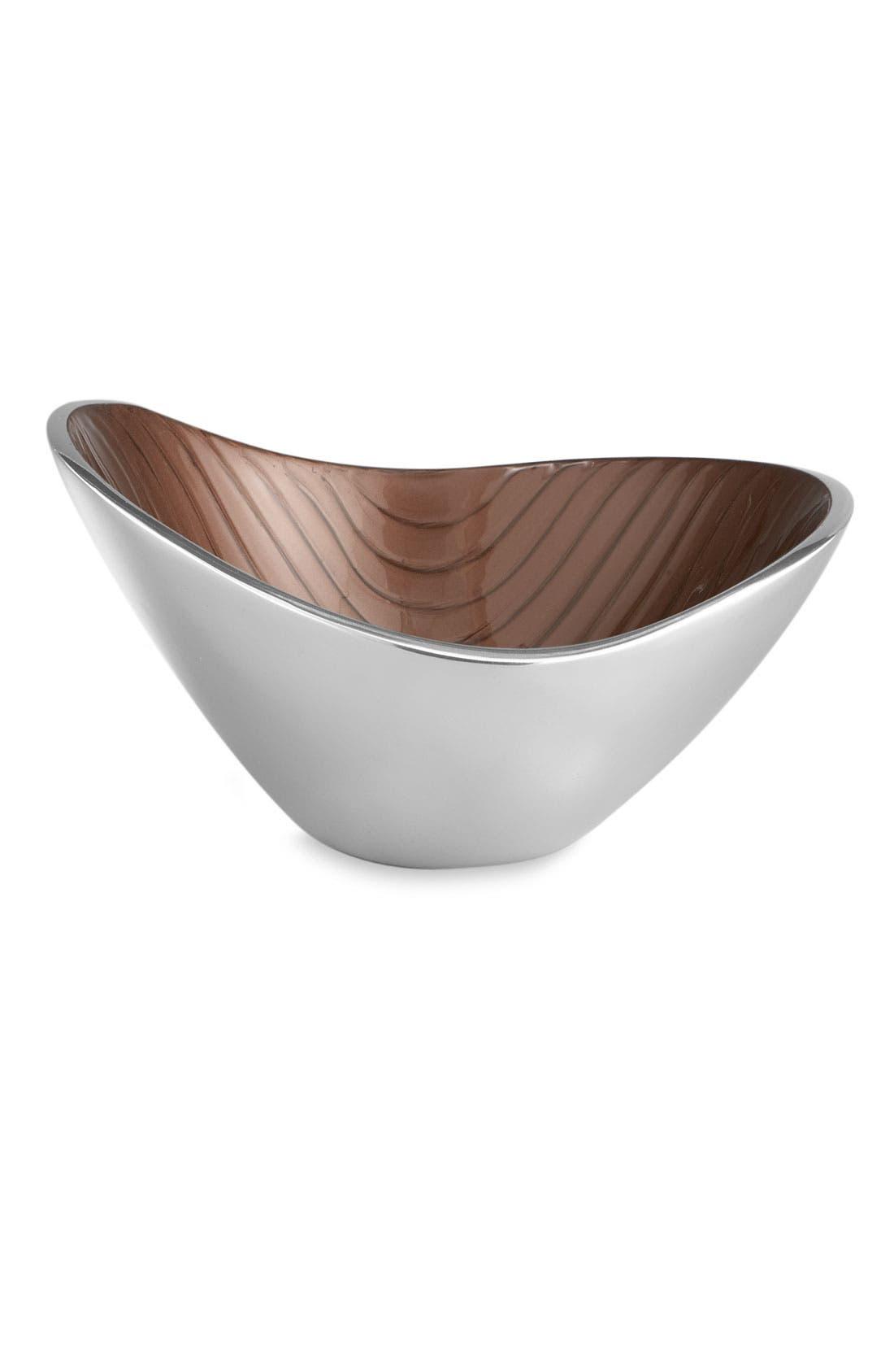 Main Image - Nambé 'Butterfly - Large' Metal Bowl