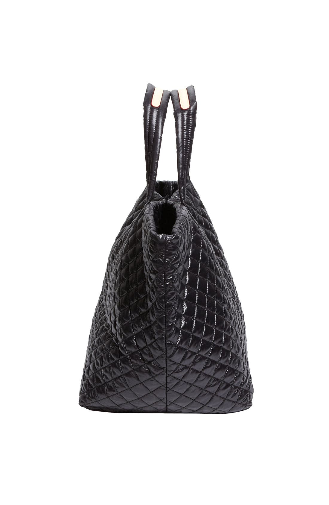 Alternate Image 5  - MZ Wallace 'Large Metro' Quilted Oxford Nylon Tote