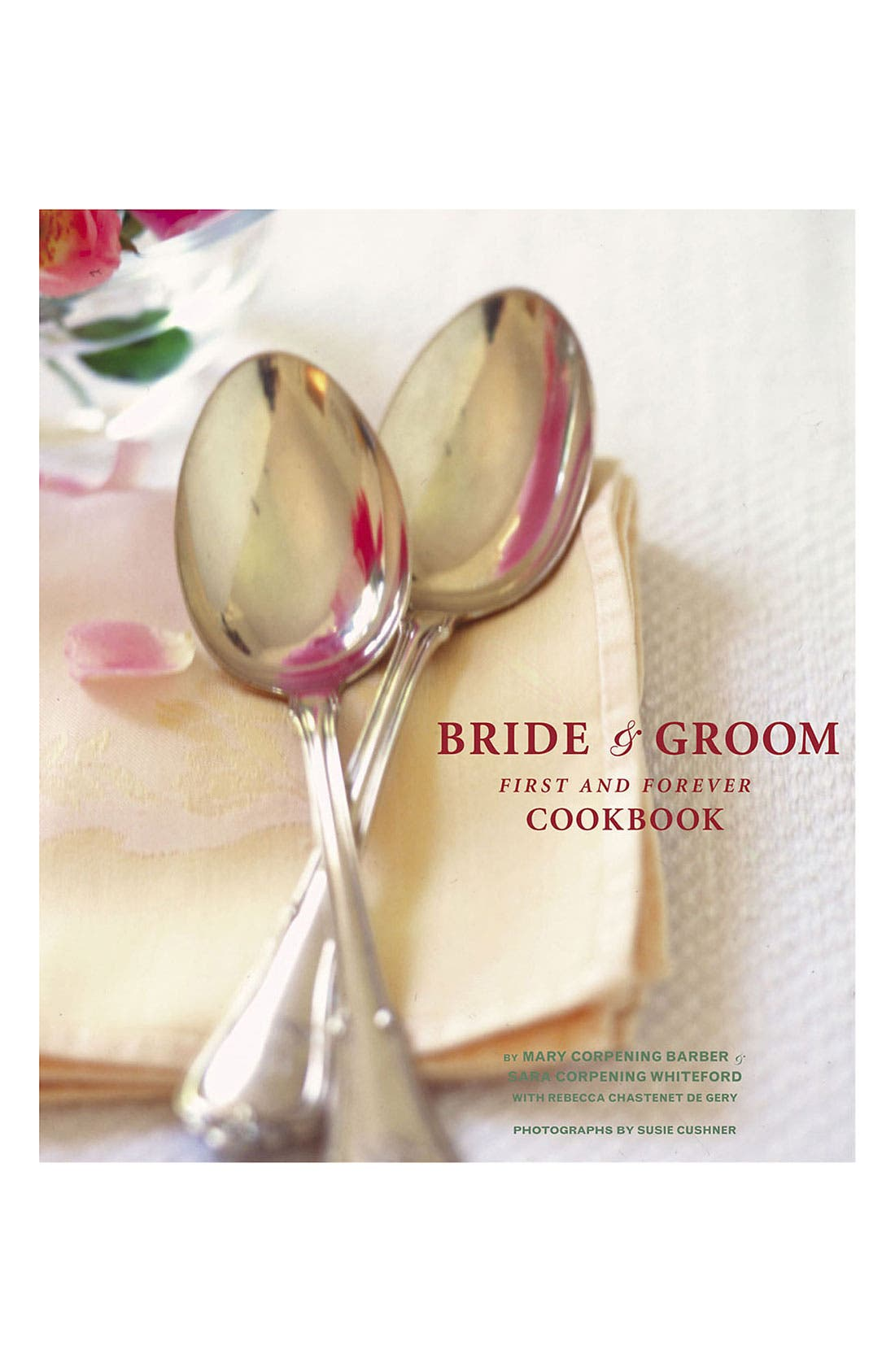 Alternate Image 1 Selected - 'Bride & Groom First and Forever' Cookbook