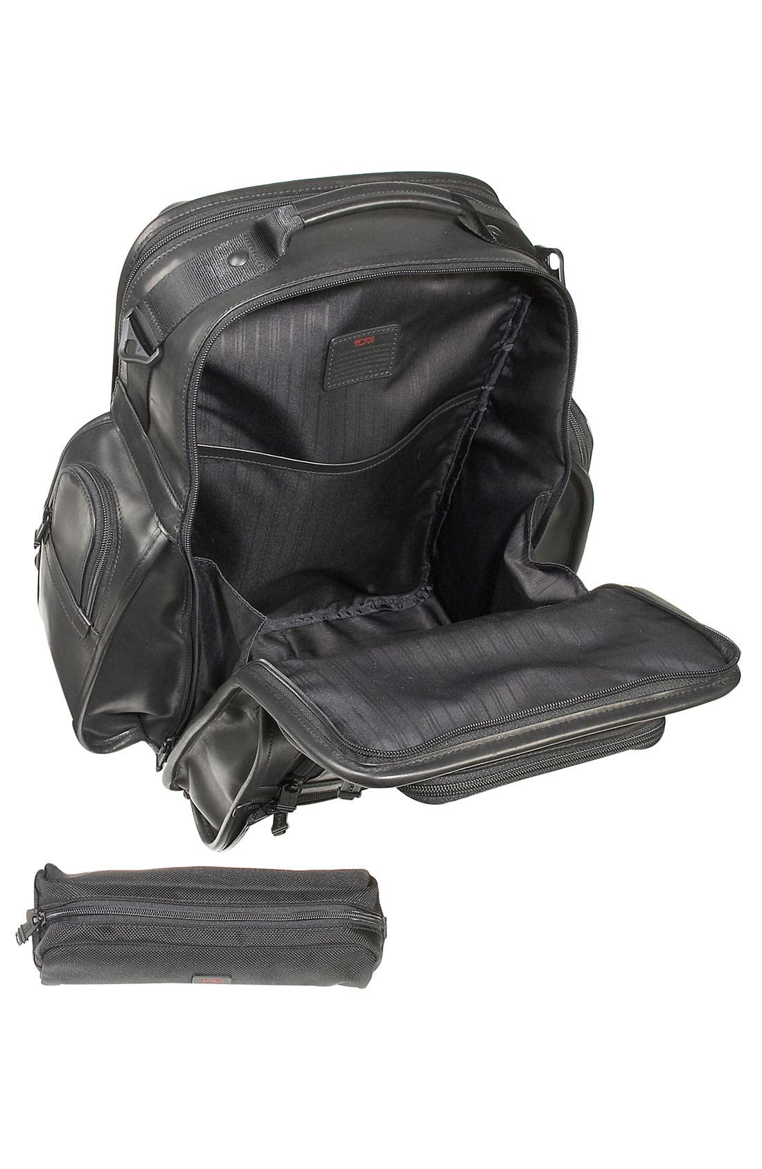 Alternate Image 2  - Tumi 'Alpha - T-Pass™' Business Class Leather BriefPack®