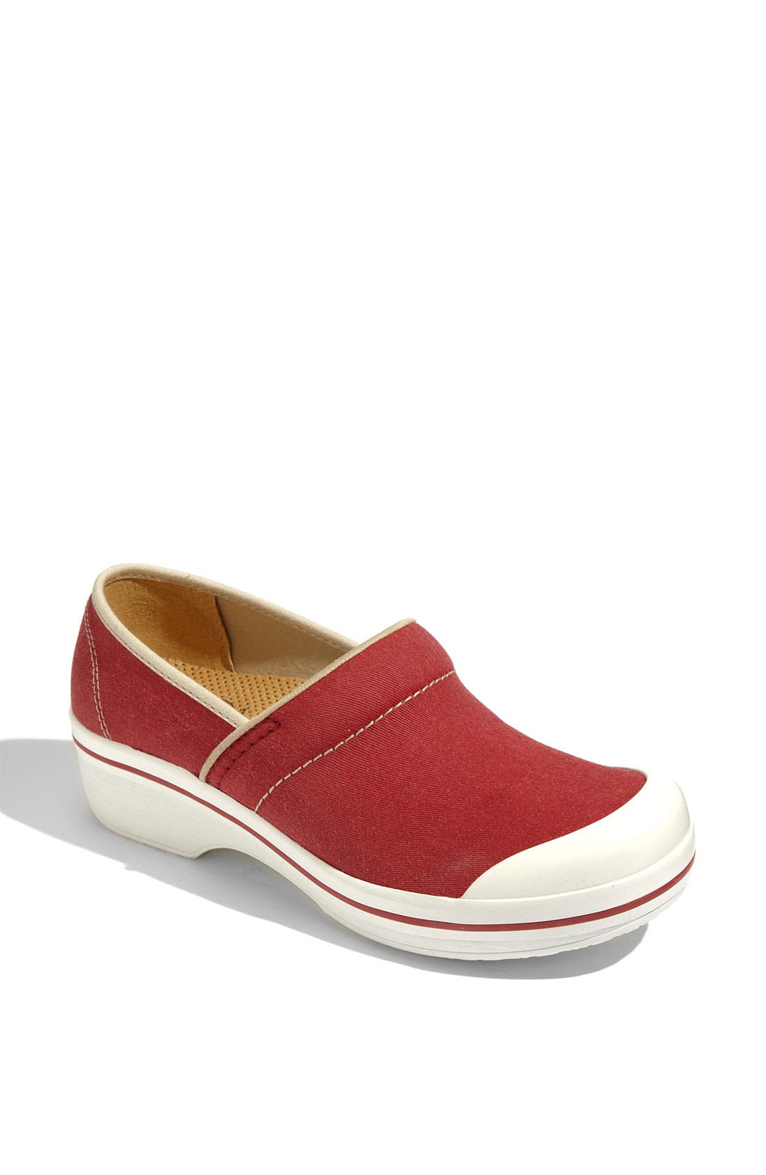 Alternate Image 1 Selected - Dansko 'Volley' Canvas Clog