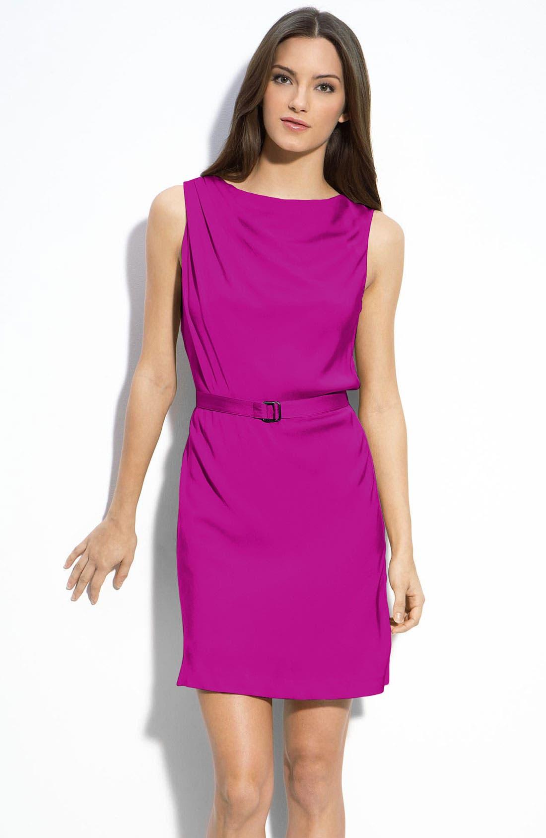 Main Image - Theory 'Elvinia - Disposition' Sleeveless Dress