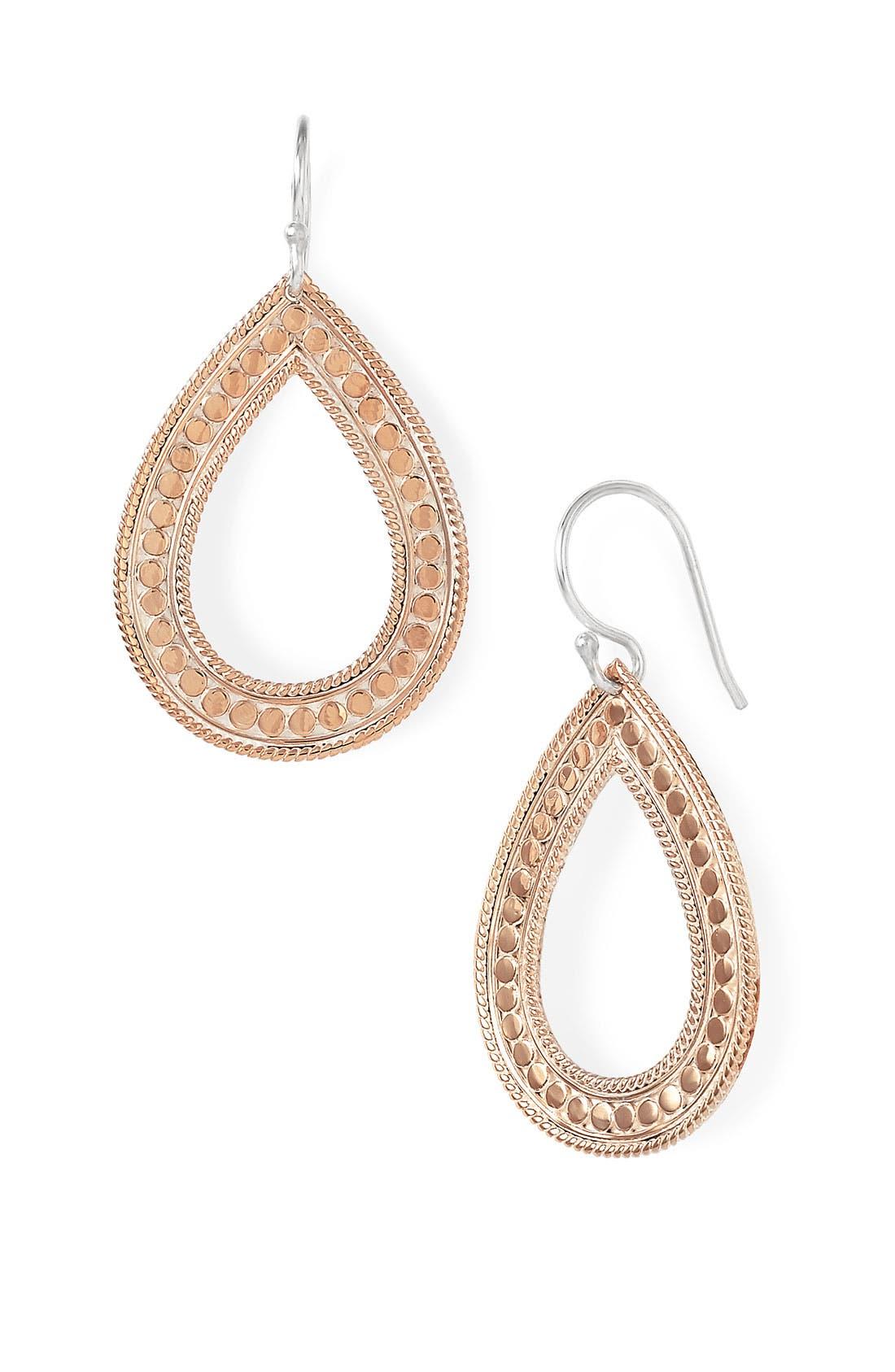 Main Image - Anna Beck 'Timor' Open Teardrop Earrings (Nordstrom Exclusive)