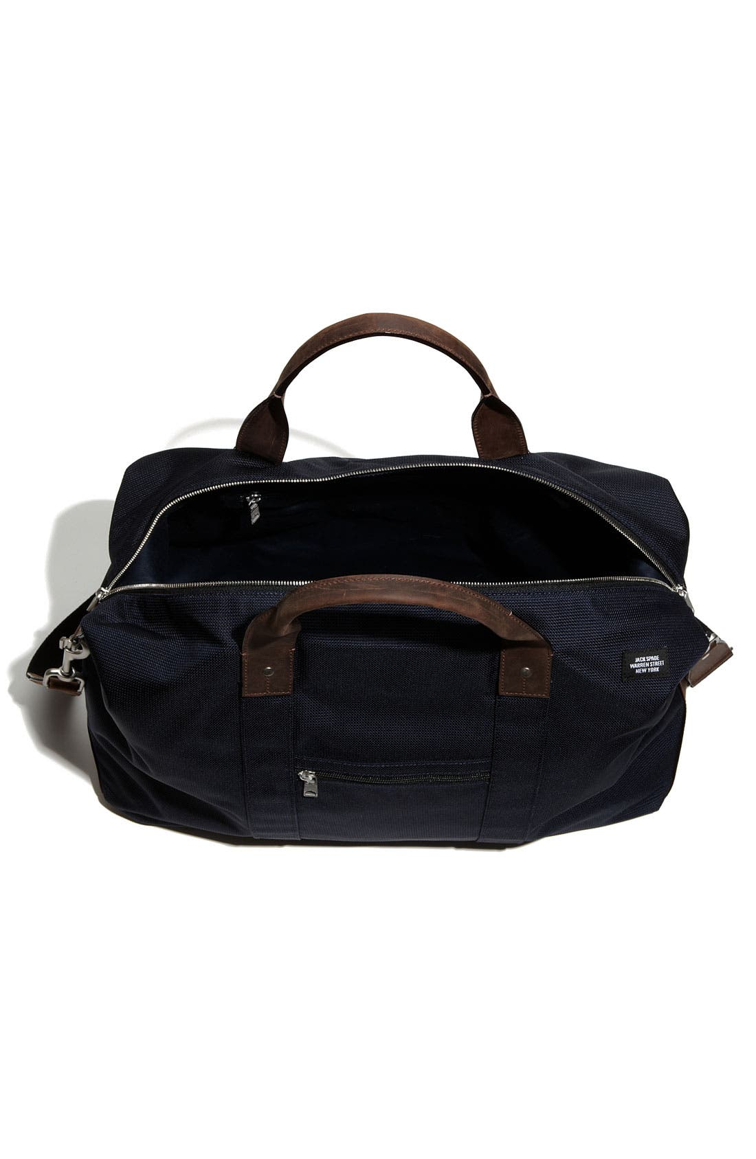 Alternate Image 3  - Jack Spade 'Wing' Nylon Duffel Bag