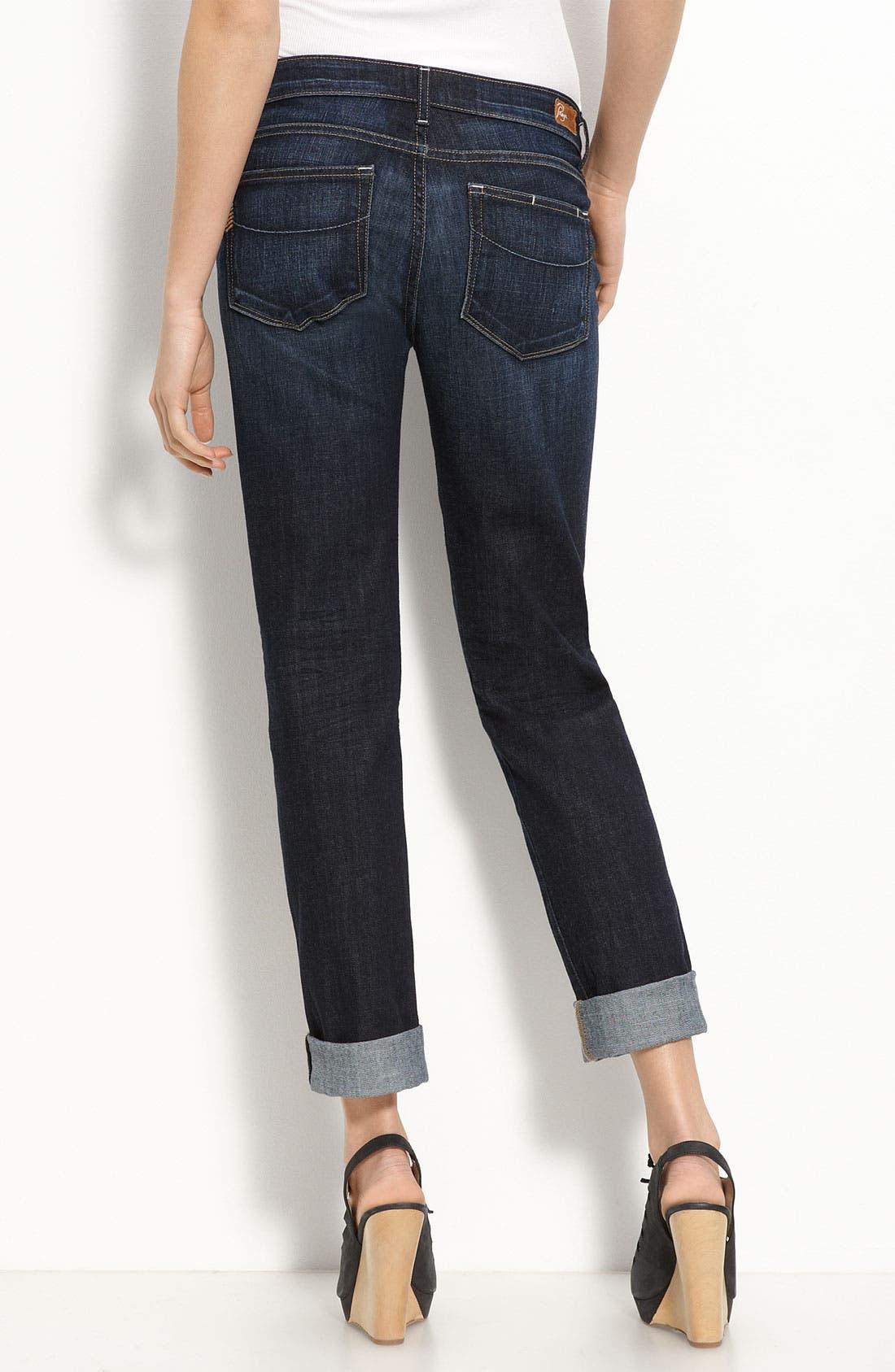 Alternate Image 2  - Paige Denim 'Jimmy Jimmy' Stretch Jeans