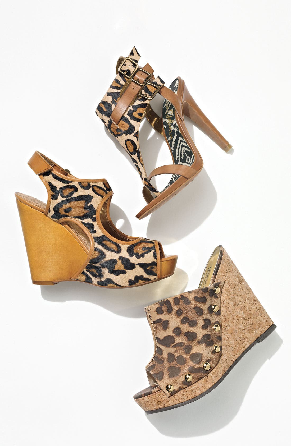 Alternate Image 5  - Sam Edelman 'Kendall' Wedge Sandal