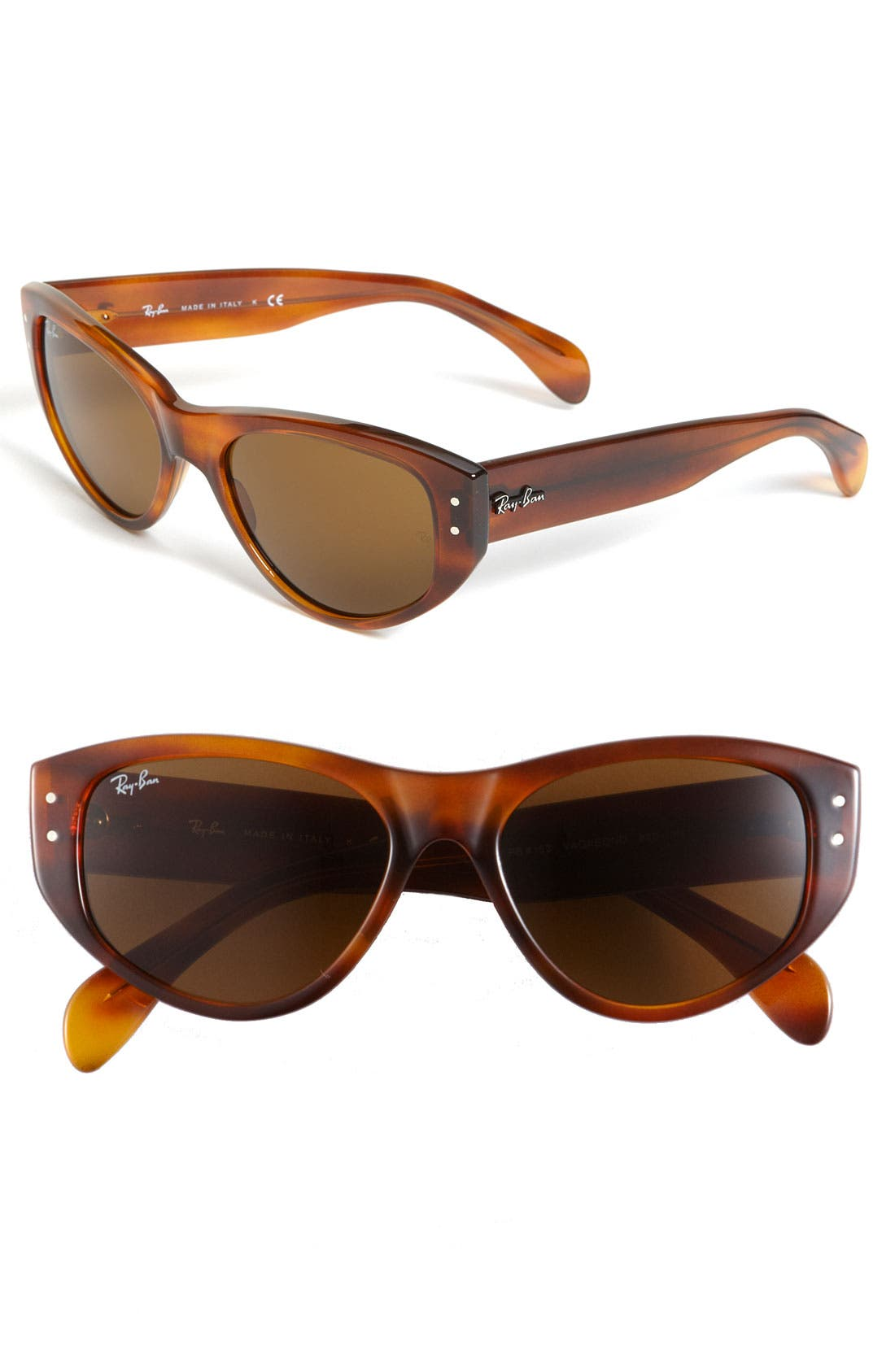 Alternate Image 1 Selected - Ray-Ban 'Vagabond' Cat's Eye Sunglasses