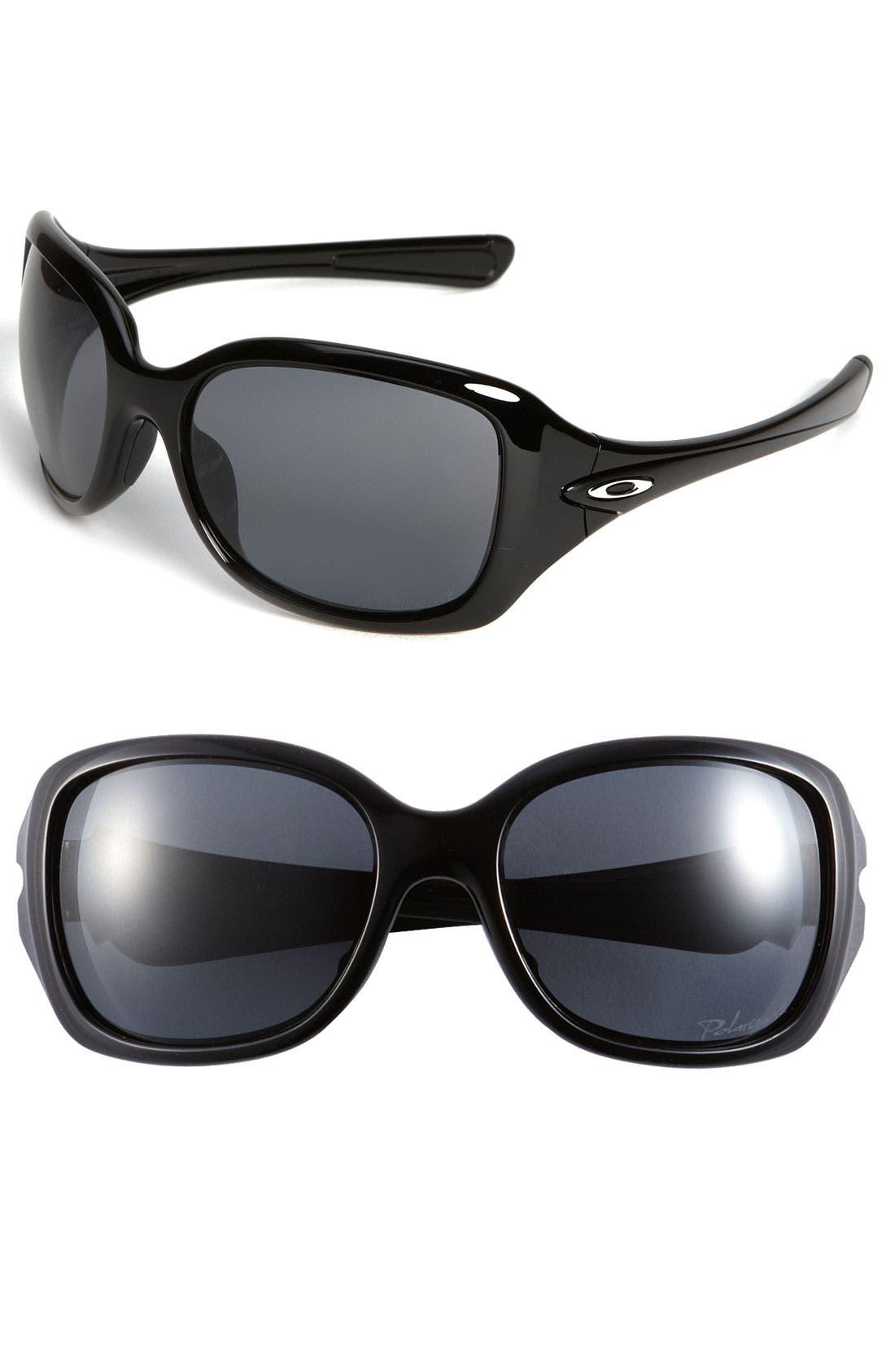 Alternate Image 1 Selected - Oakley 'Necessity™' Polarized Sunglasses