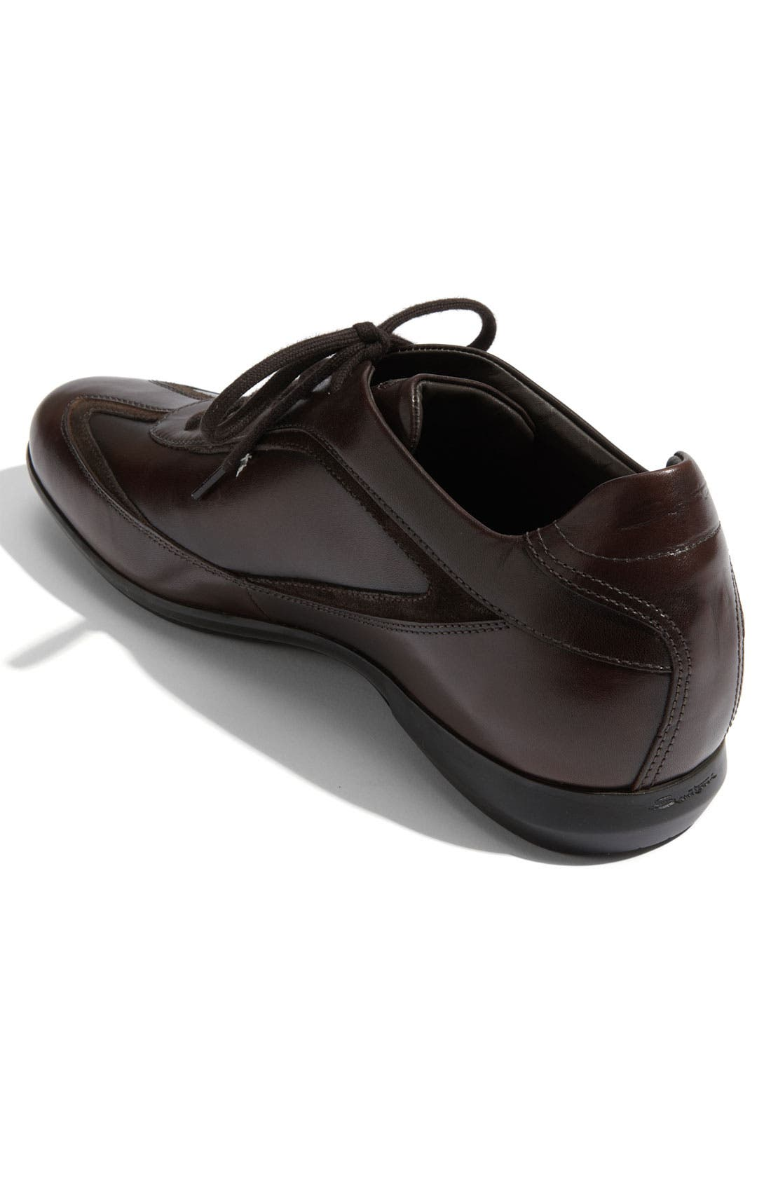 Alternate Image 3  - Santoni 'Marlin' Sneaker (Men)