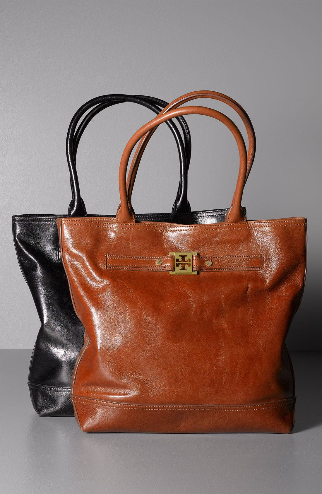 Alternate Image 3  - Tory Burch Leather Tote