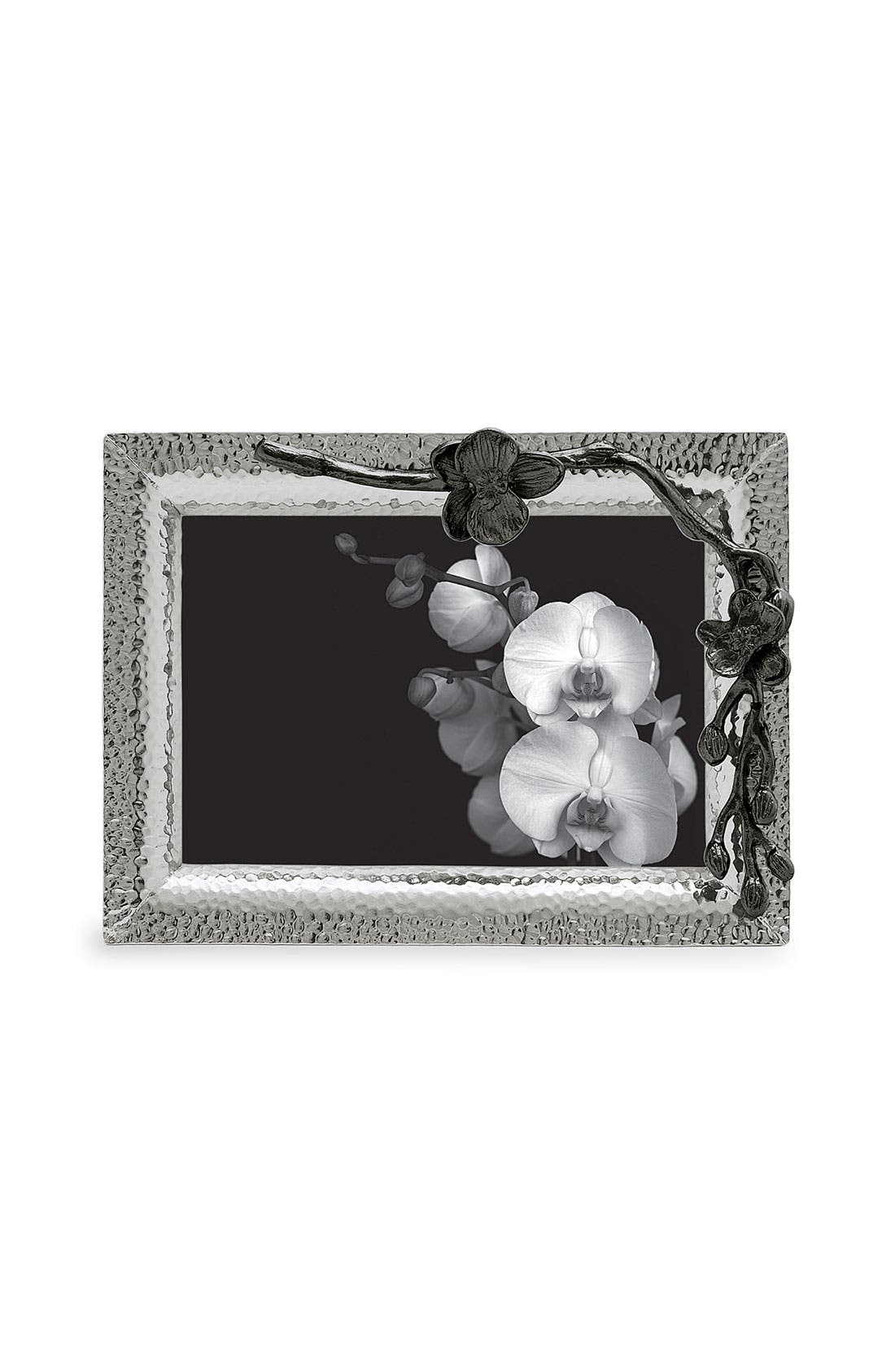 Alternate Image 2  - Michael Aram Black Orchid Picture Frame