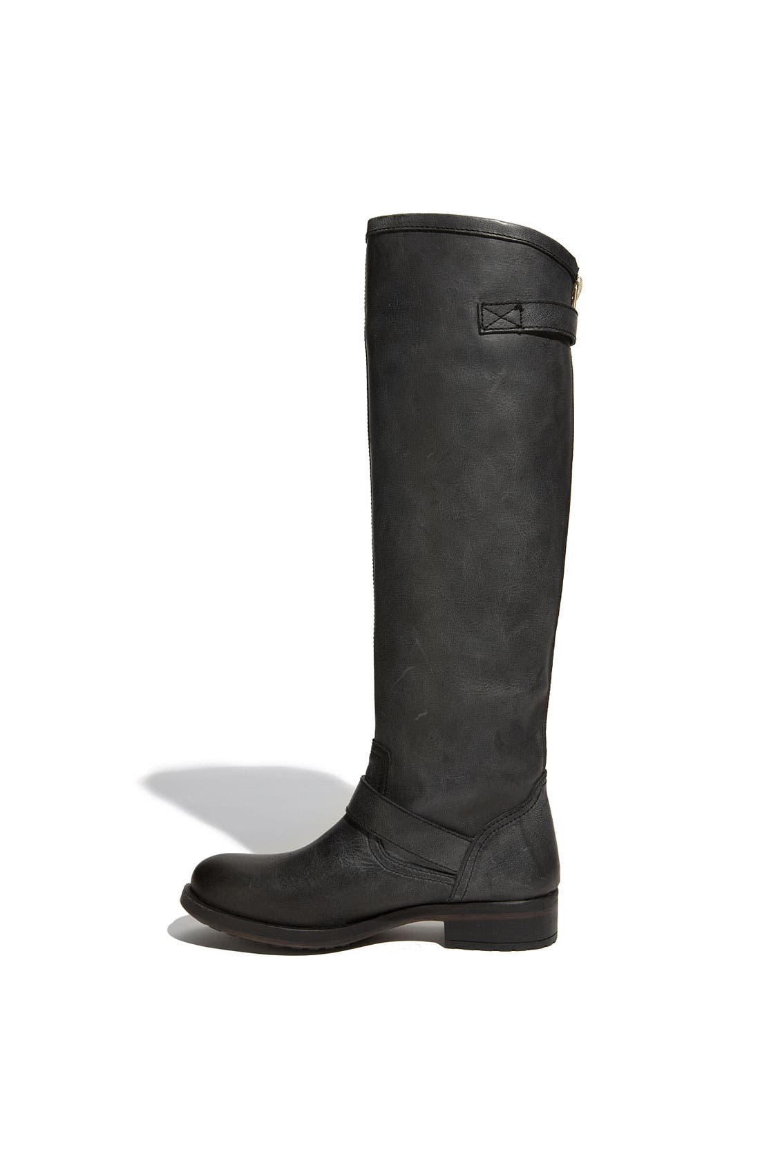 Alternate Image 2  - Steve Madden 'Lindley' Contrast Zip Boot