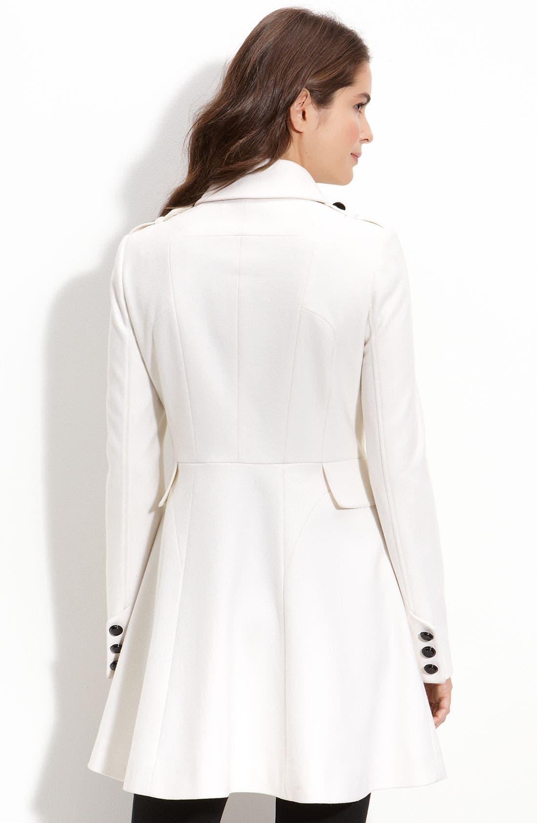 Alternate Image 3  - Via Spiga 'Novara' Double Breasted Coat