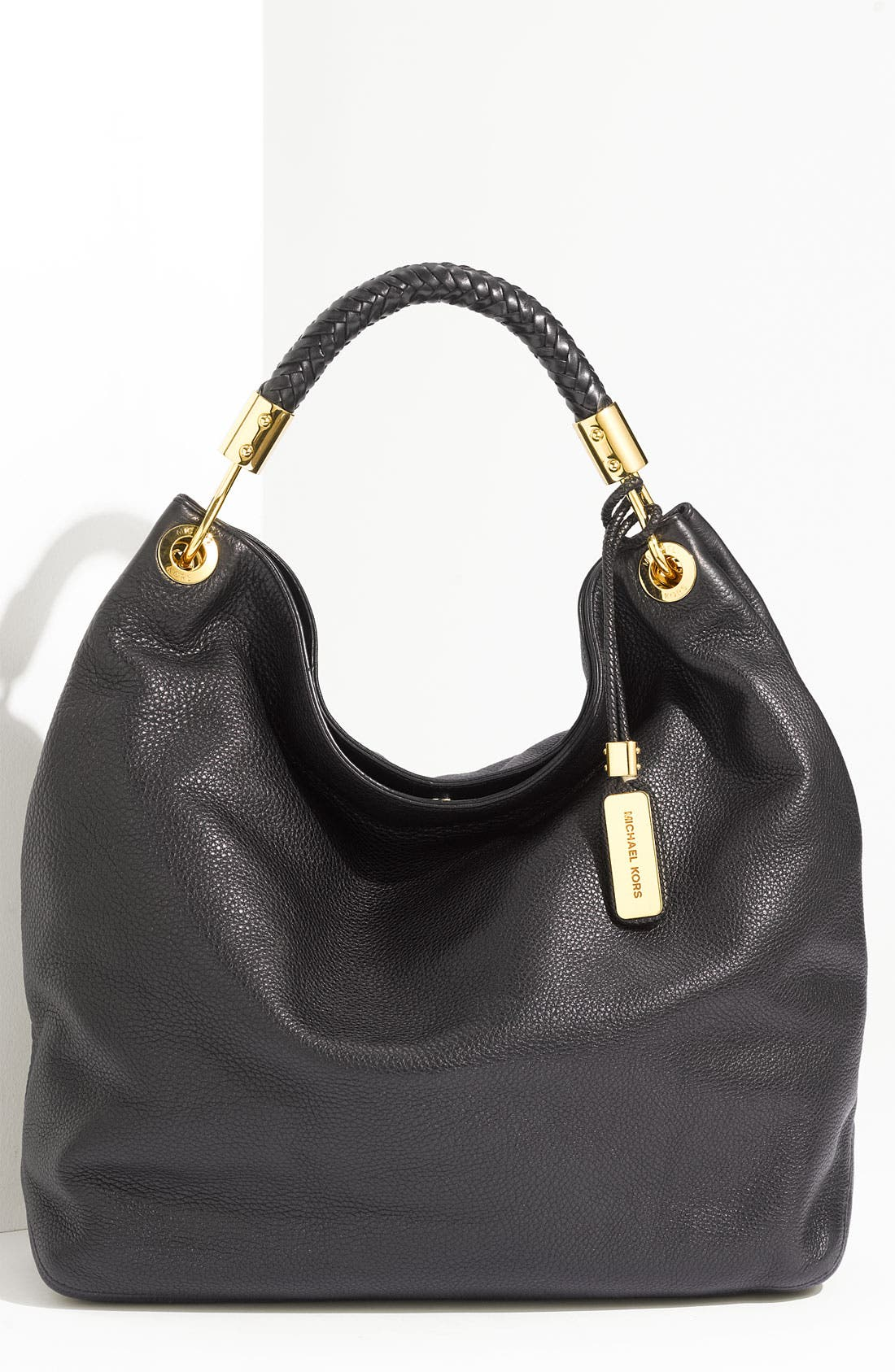 Main Image - Michael Kors 'Skorpios - Large' Leather Hobo