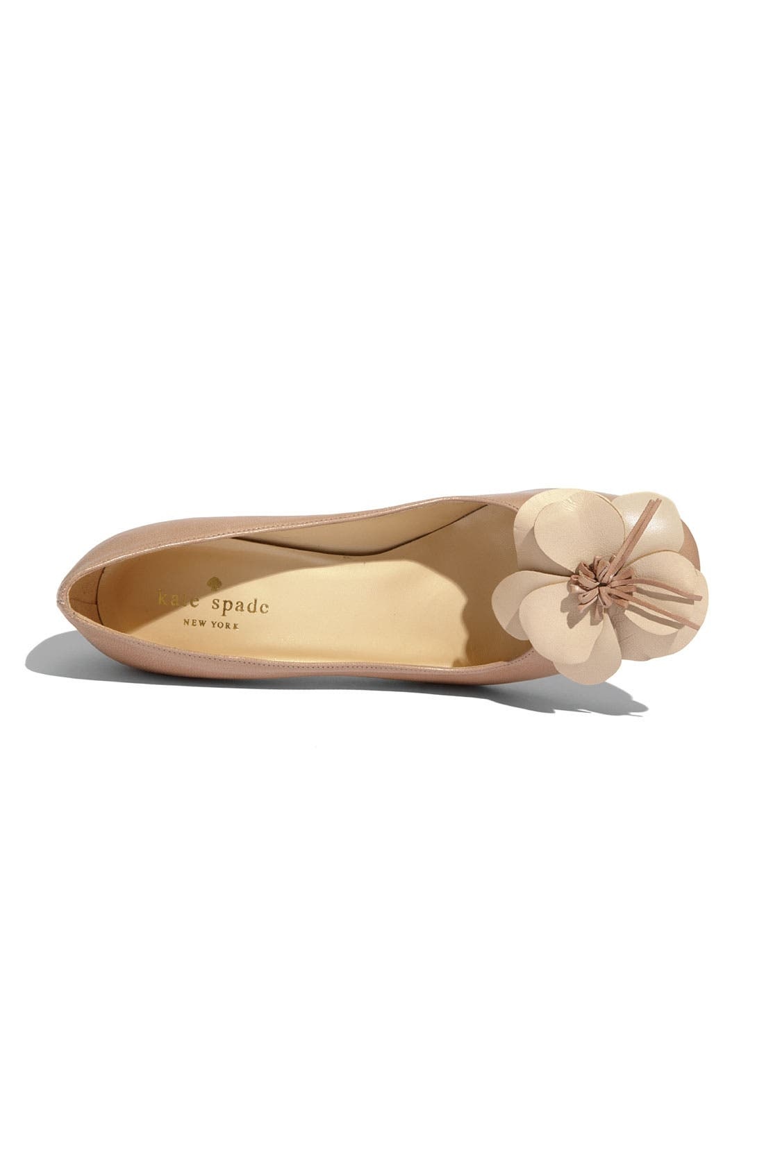 Alternate Image 3  - kate spade new york 'zaria' pump