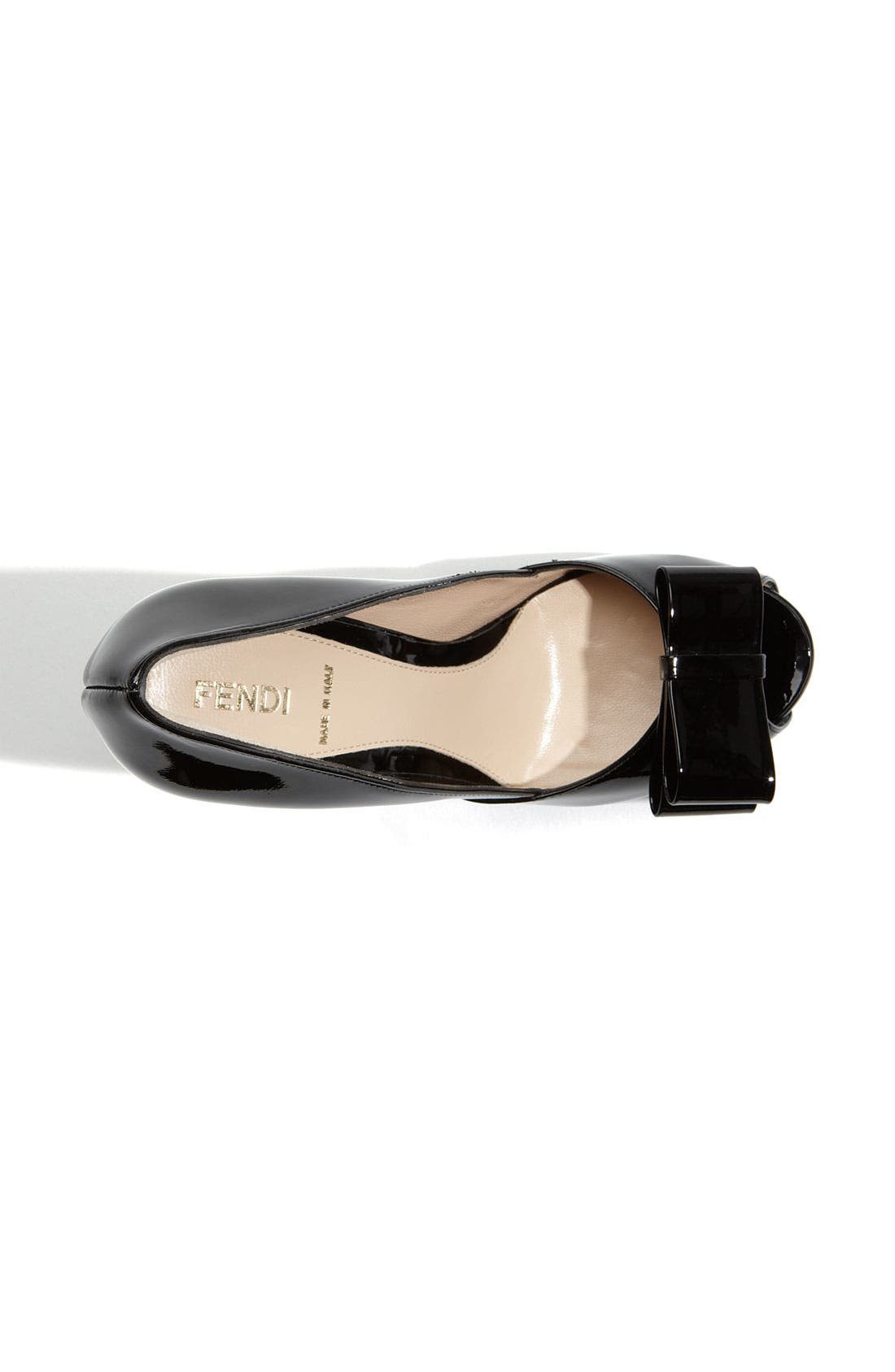 Alternate Image 3  - Fendi 'Deco' Bow Trim Pump
