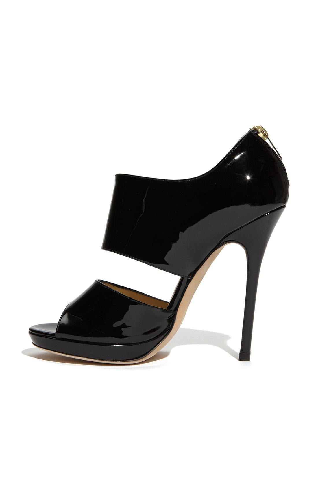 Alternate Image 2  - Jimmy Choo 'Private' Cuff Patent Leather Sandal