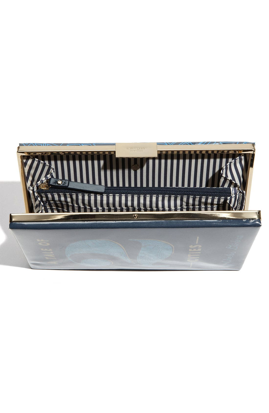 Alternate Image 3  - kate spade new york 'book emanuelle' box clutch