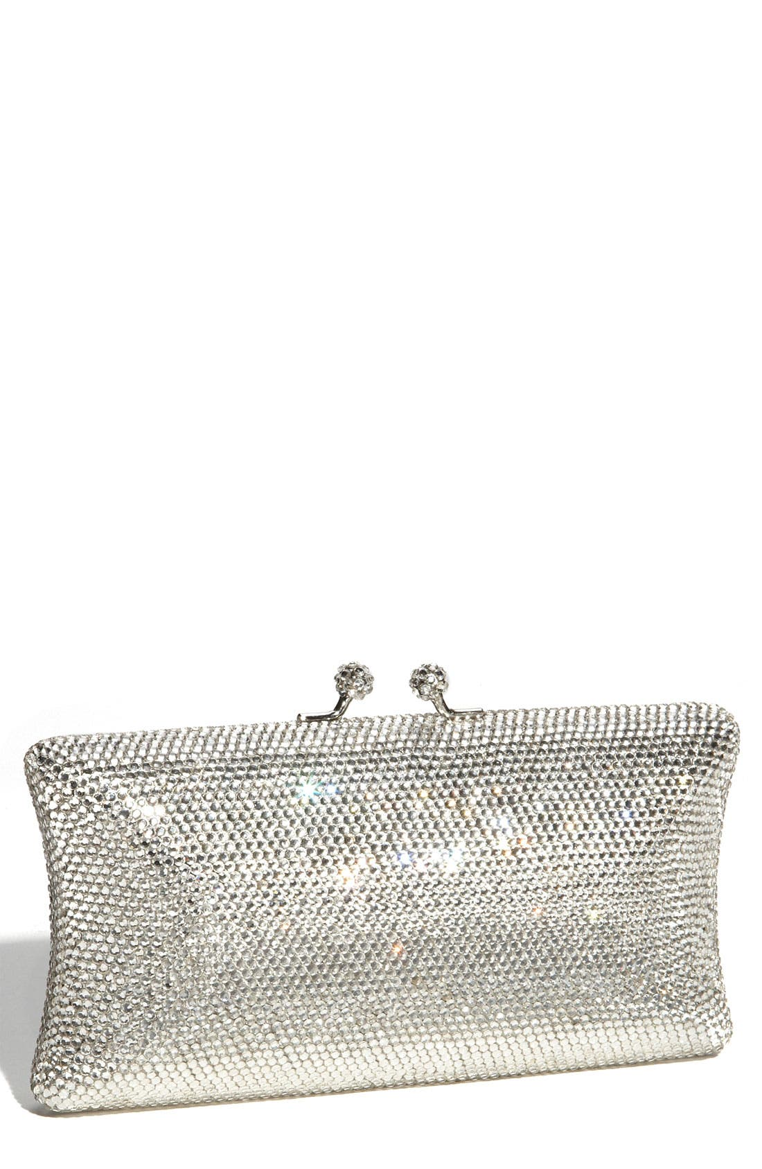 Alternate Image 1 Selected - Tasha Rhinestone Clutch