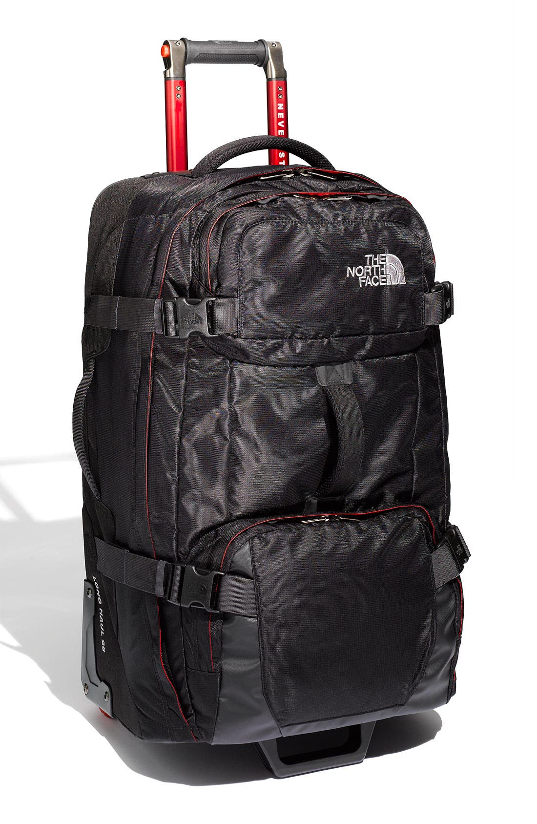 Alternate Image 1 Selected - The North Face 'Longhaul' Wheeled Duffel Bag