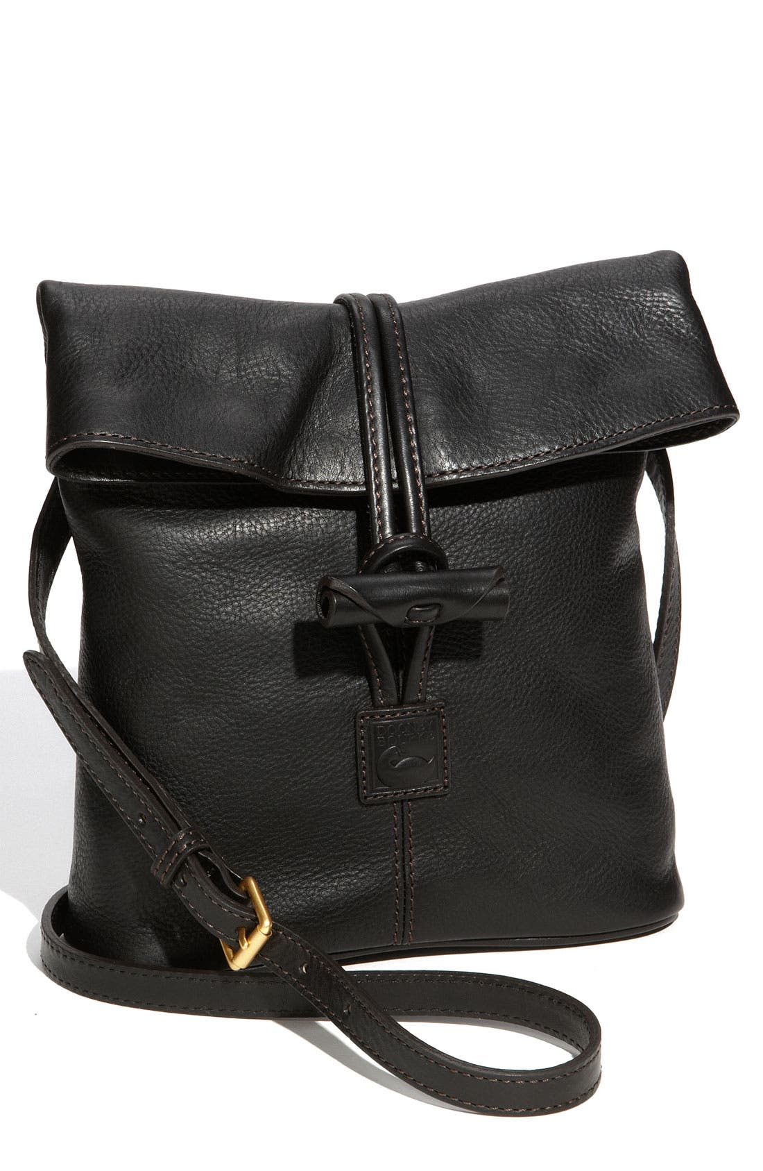 Alternate Image 1 Selected - Dooney & Bourke 'Florentine Toggle' Crossbody Bag