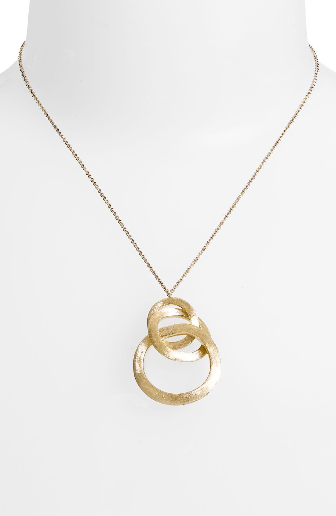 Alternate Image 1 Selected - Marco Bicego Link Pendant Necklace