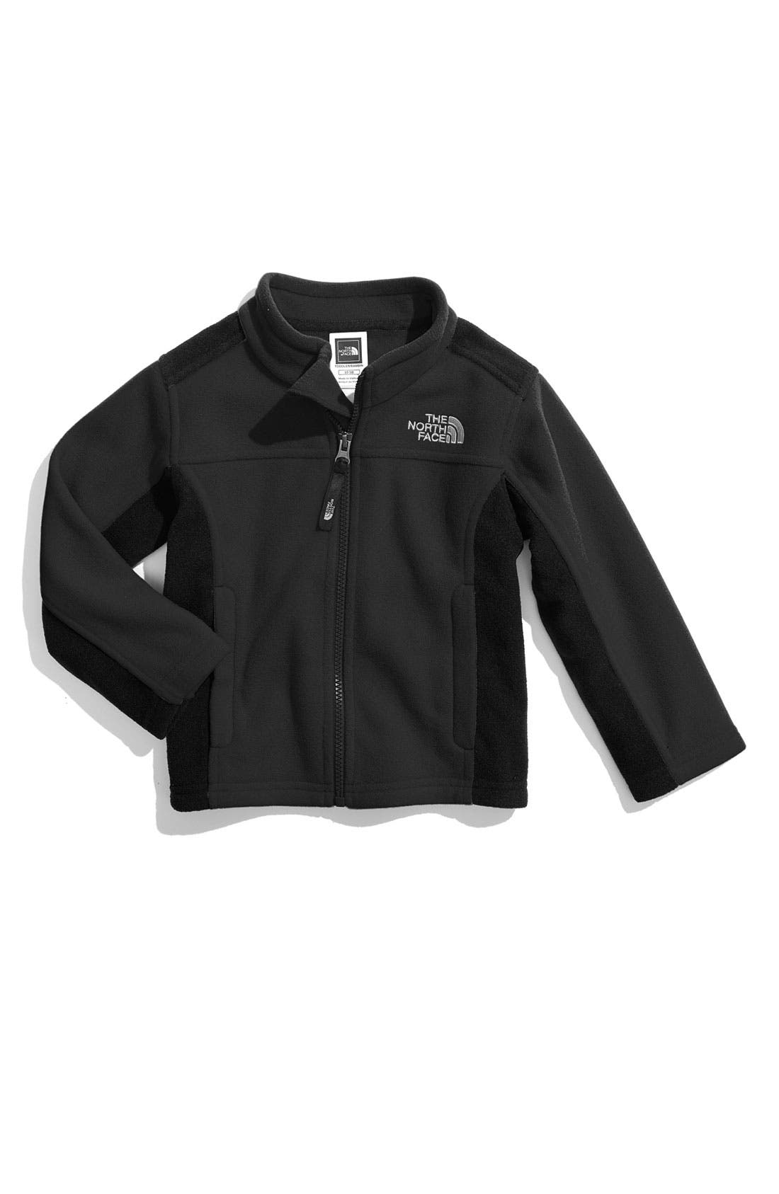 Alternate Image 1 Selected - The North Face 'Khumbu' Fleece Jacket (Toddler)
