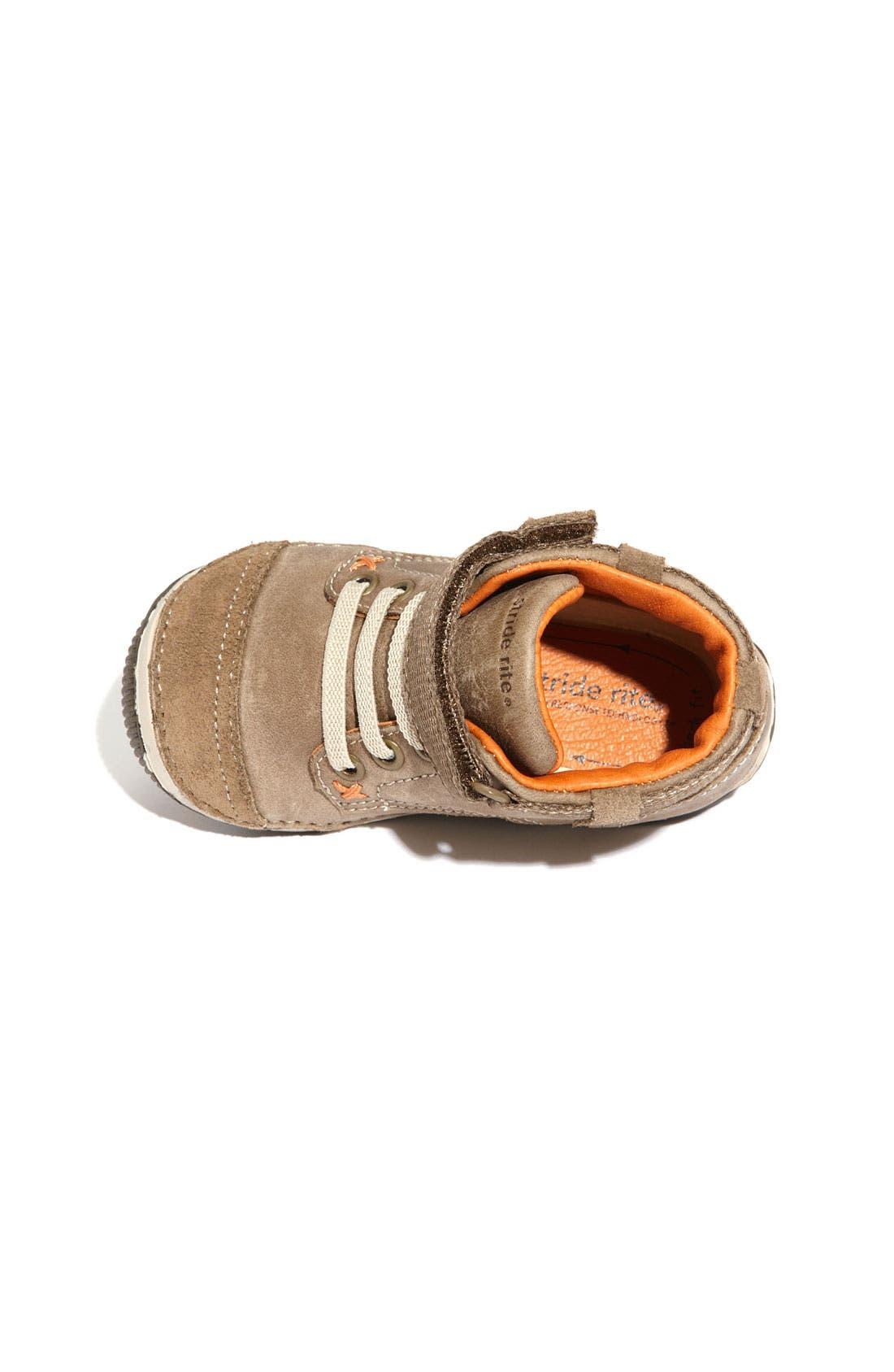 Alternate Image 3  - Stride Rite 'Garett' Shoe (Baby, Walker & Toddler)