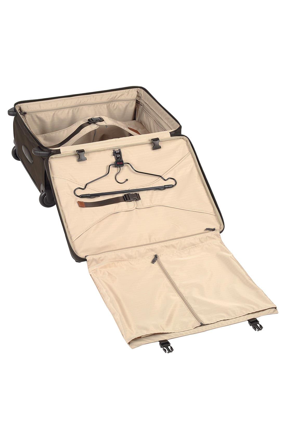 Alternate Image 2  - Tumi 'Alpha' Wheeled Expandable Short Trip Bag