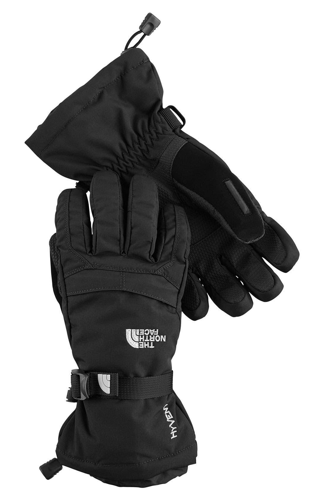 Main Image - The North Face 'Montana' Gloves (Boys)