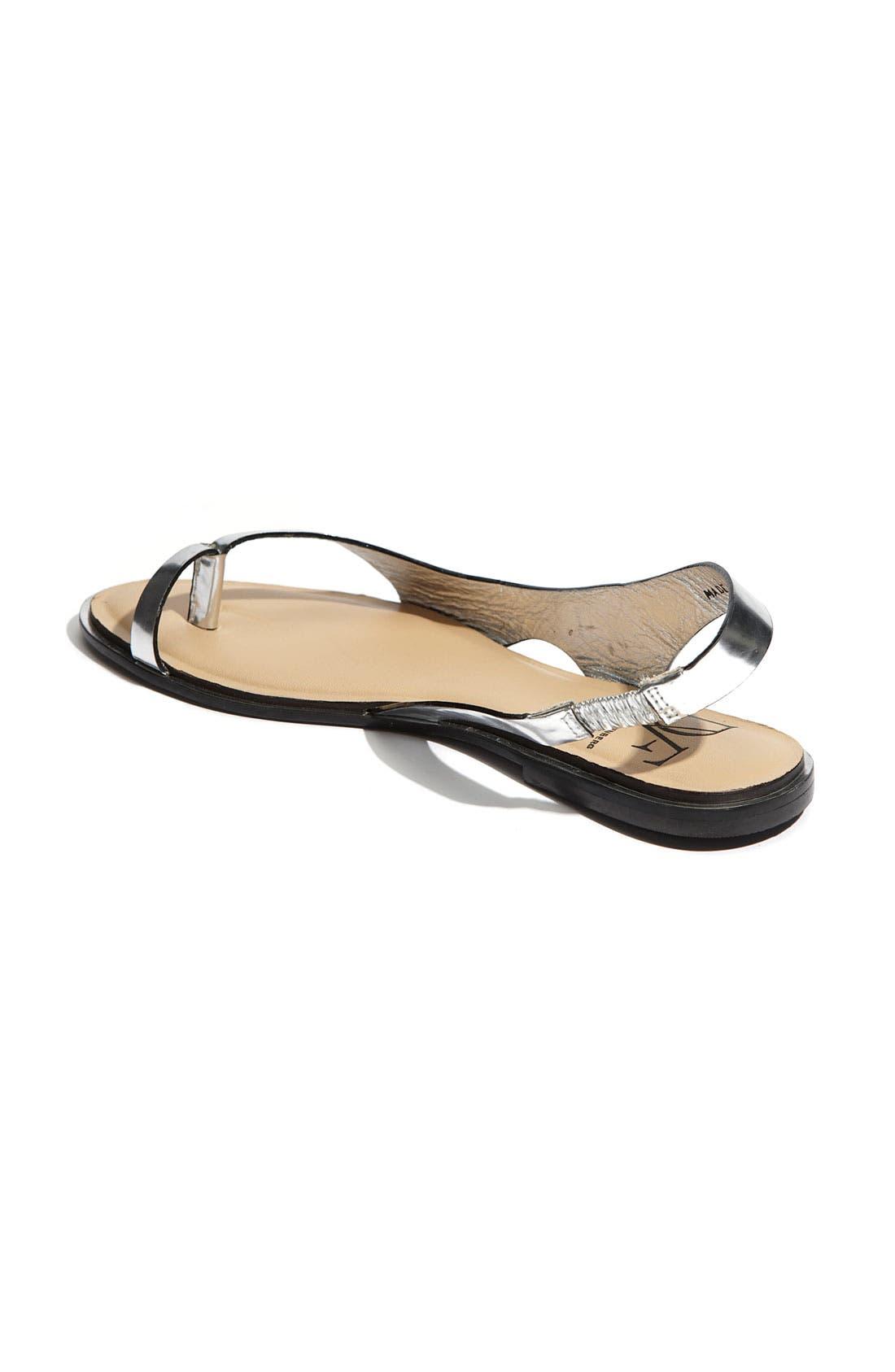 Alternate Image 2  - Diane von Furstenberg 'Kaiti' Slingback Sandal