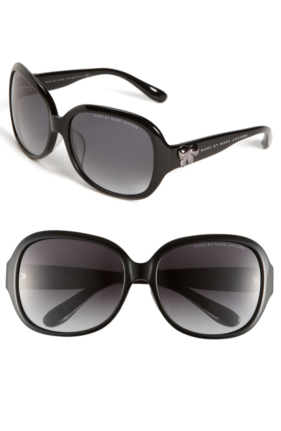 Alternate Image 1 Selected - MARC BY MARC JACOBS 'International Collection' 58mm Sunglasses