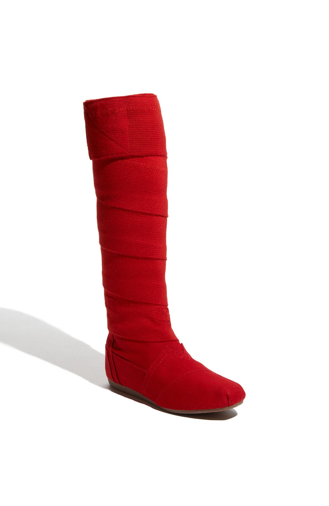 Alternate Image 1 Selected - TOMS 'Wrap' Boot (Women)