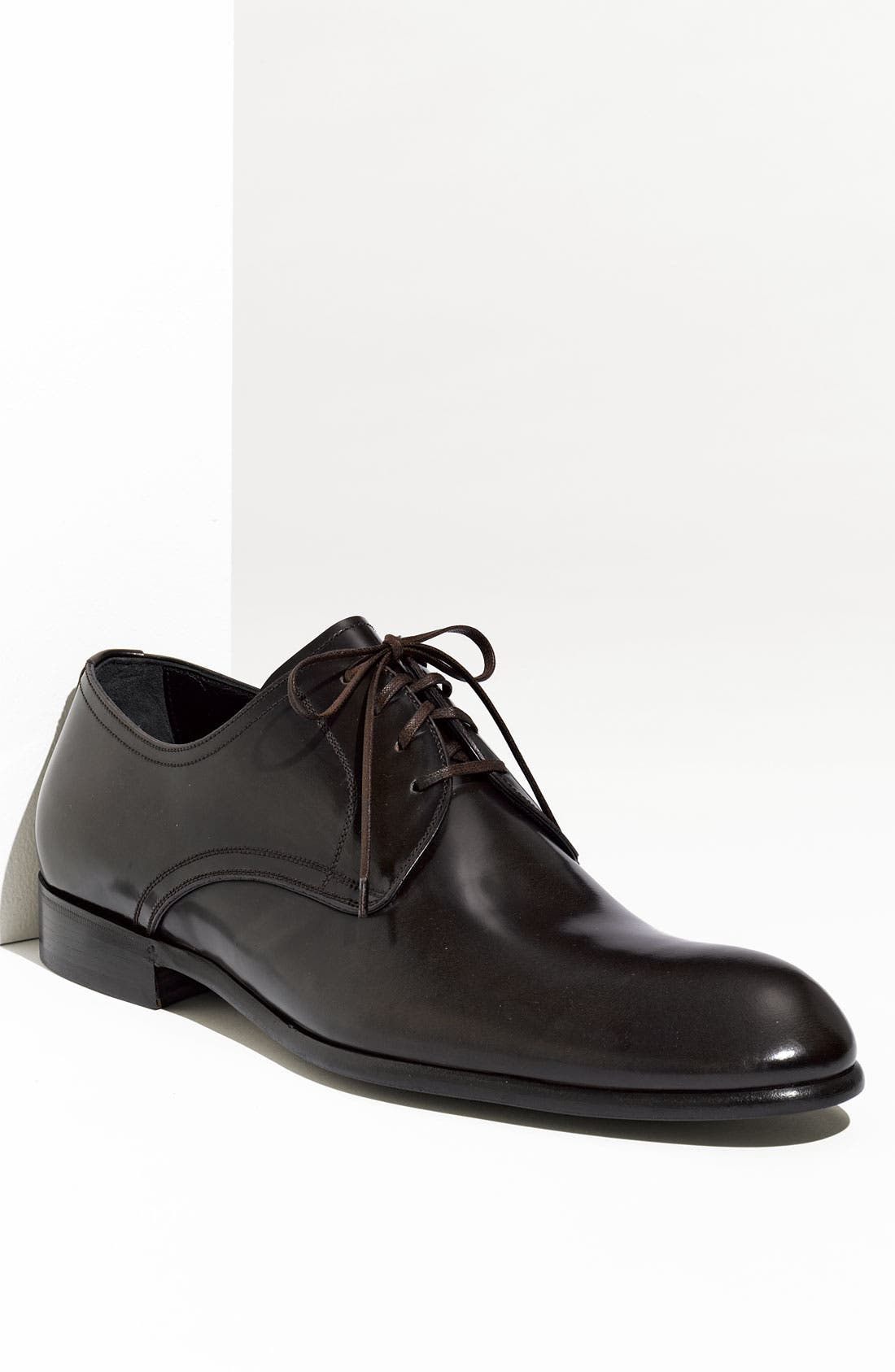 Alternate Image 1 Selected - Dolce&Gabbana Plain Toe Oxford