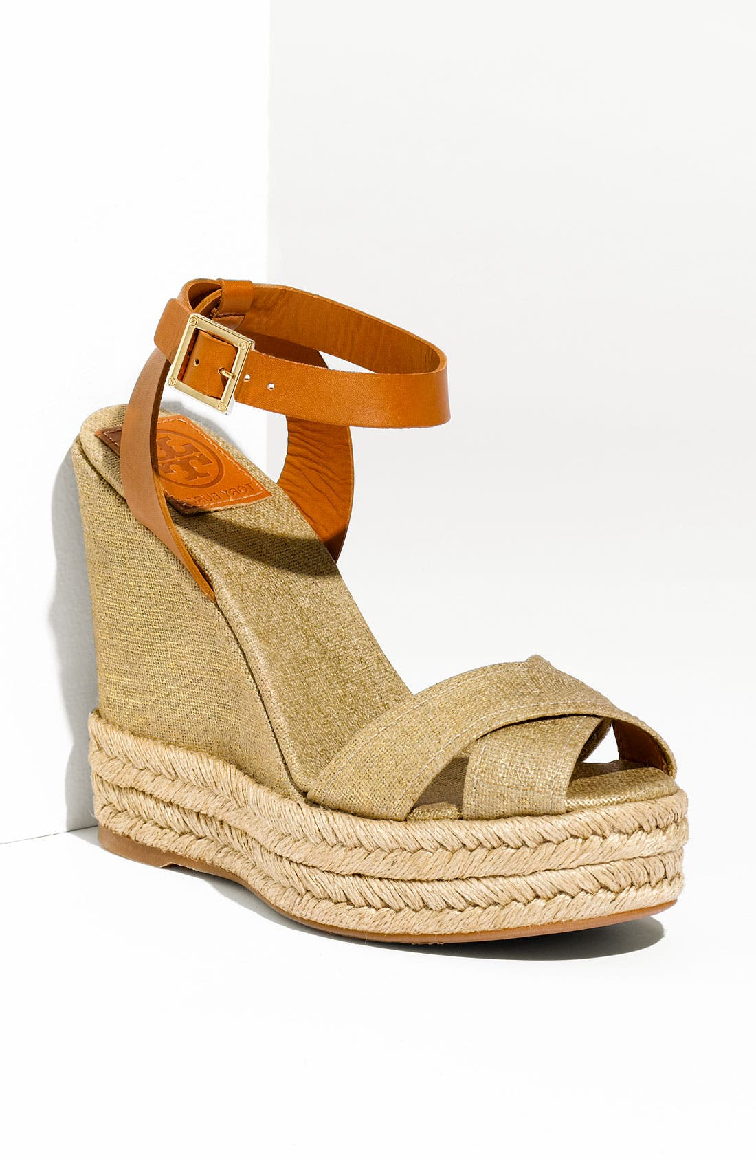 Alternate Image 1 Selected - Tory Burch Criss Cross Sandal