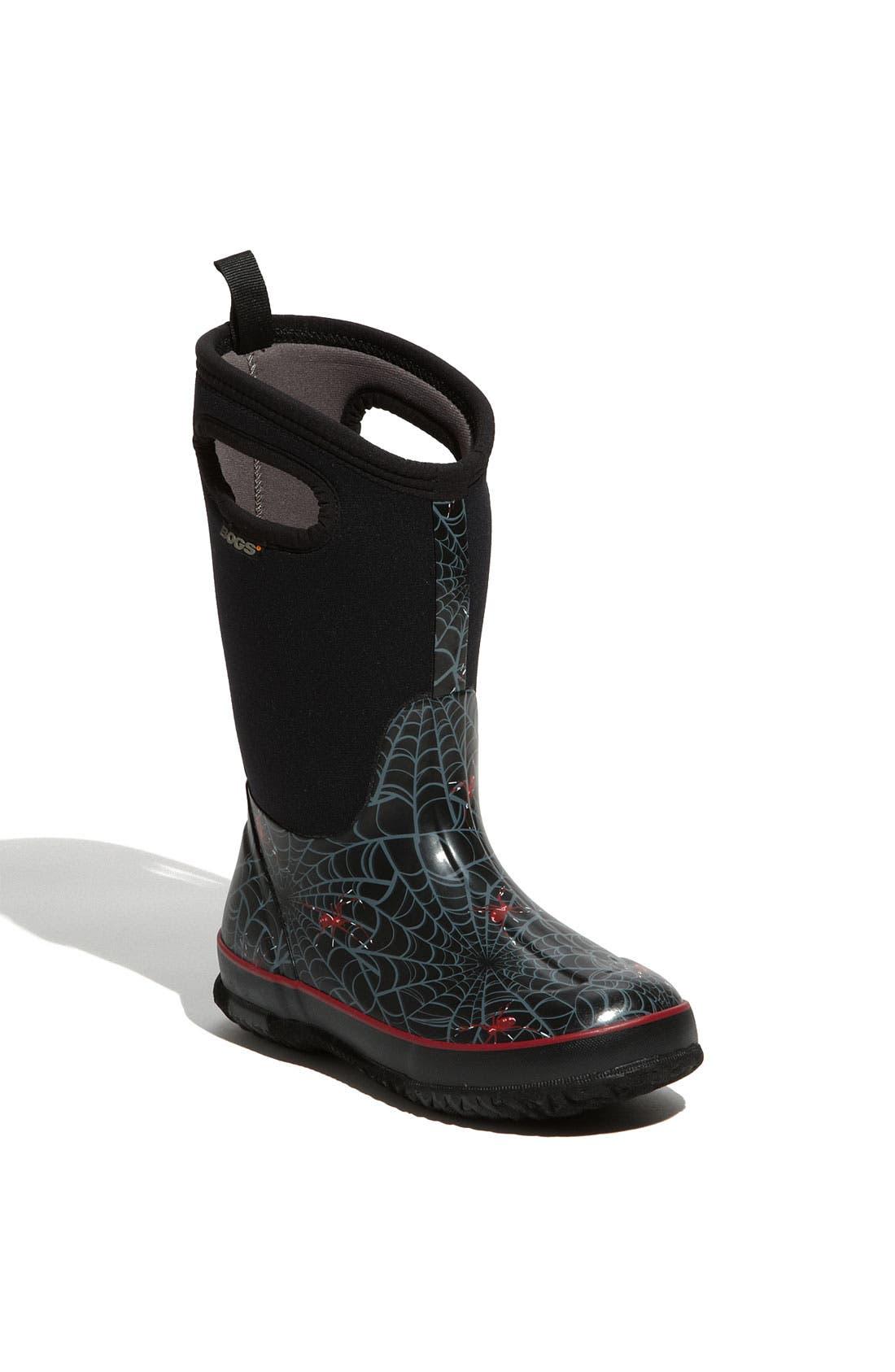 Alternate Image 1 Selected - Bogs 'Classic High' Waterproof Boot (Walker, Toddler, Little Kid & Big Kid)