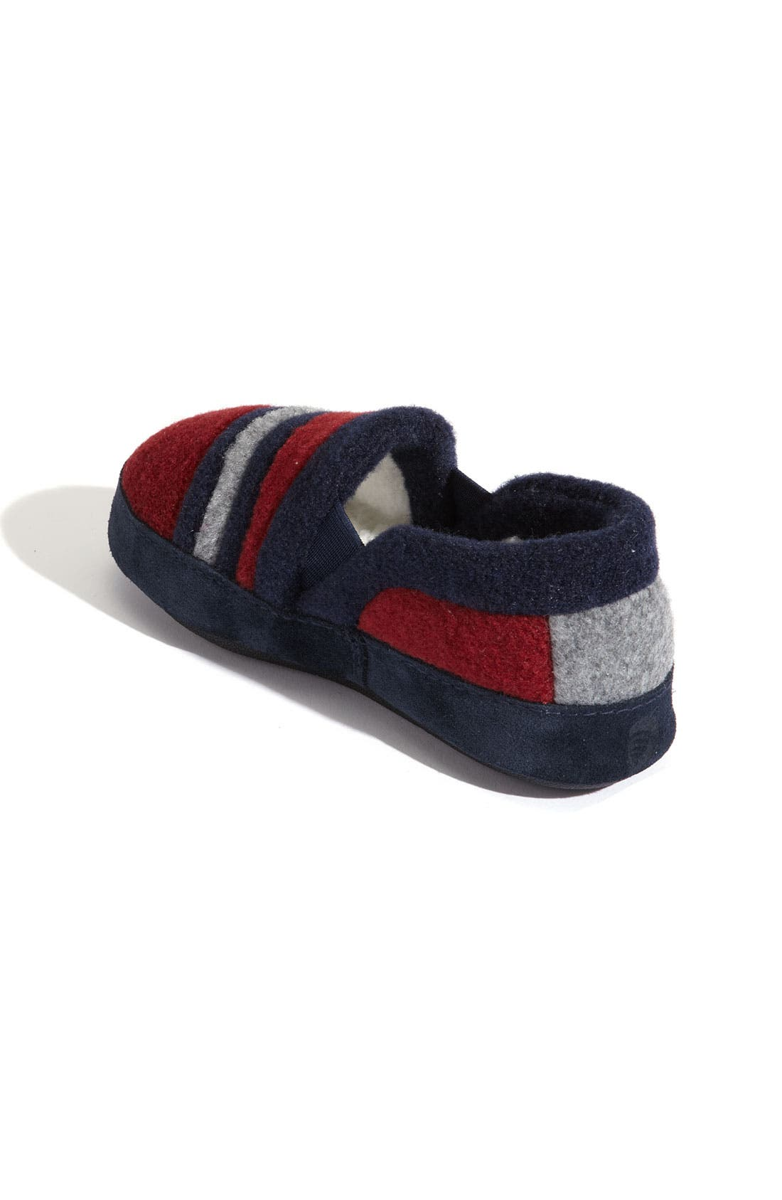 Alternate Image 2  - Acorn 'Colby Moc' Slipper (Toddler, Little Kid & Big Kid)