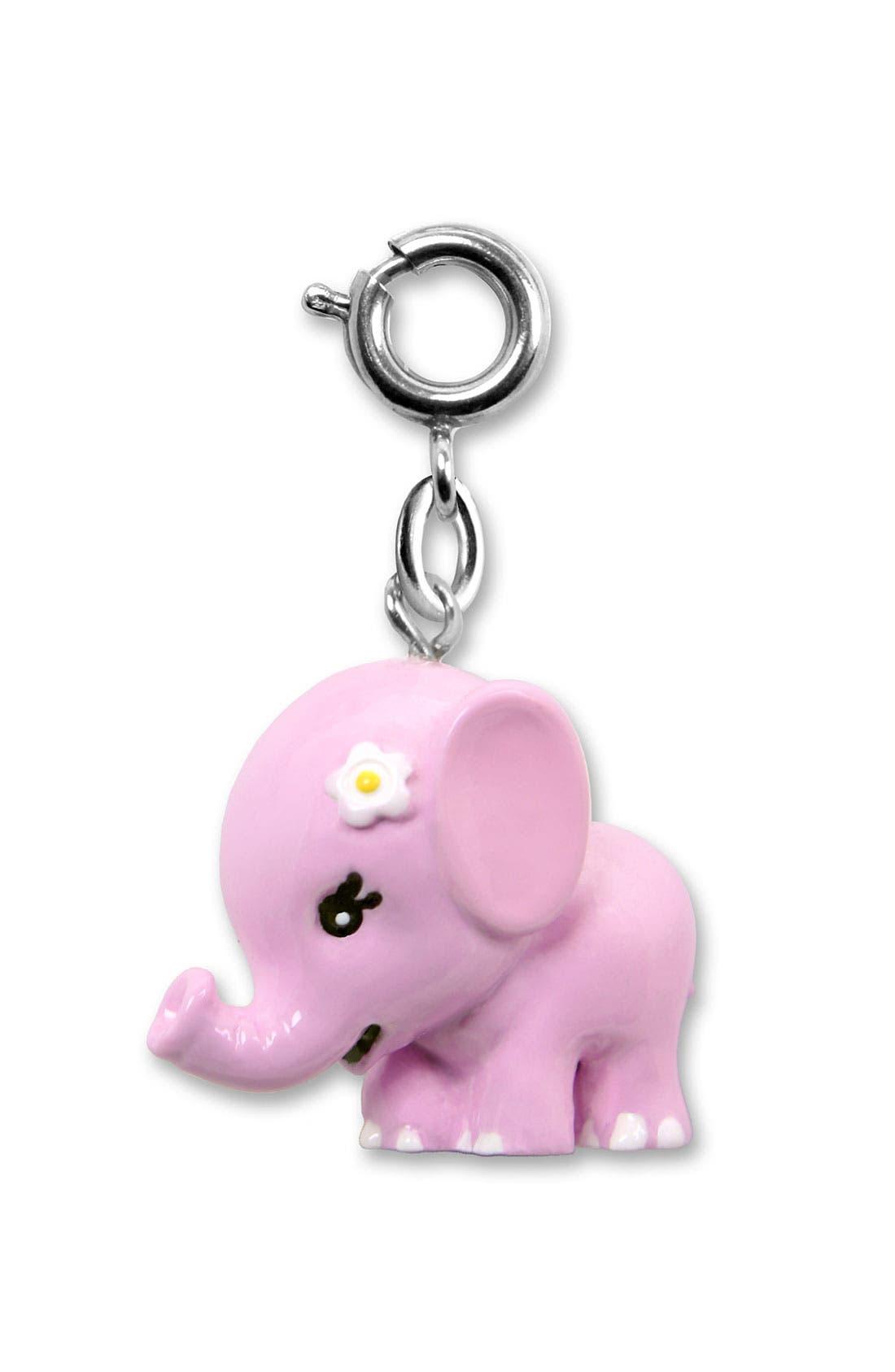 Alternate Image 1 Selected - CHARM IT!® 'Elephant' Charm (Girls)