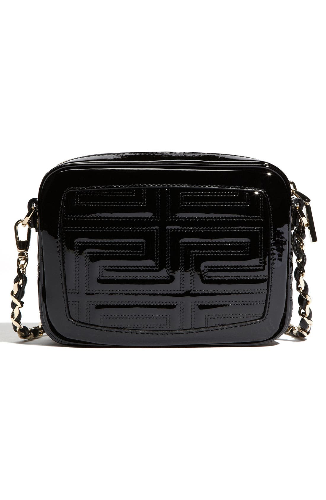 Alternate Image 4  - Versace 'Couture' Patent Leather Crossbody Bag
